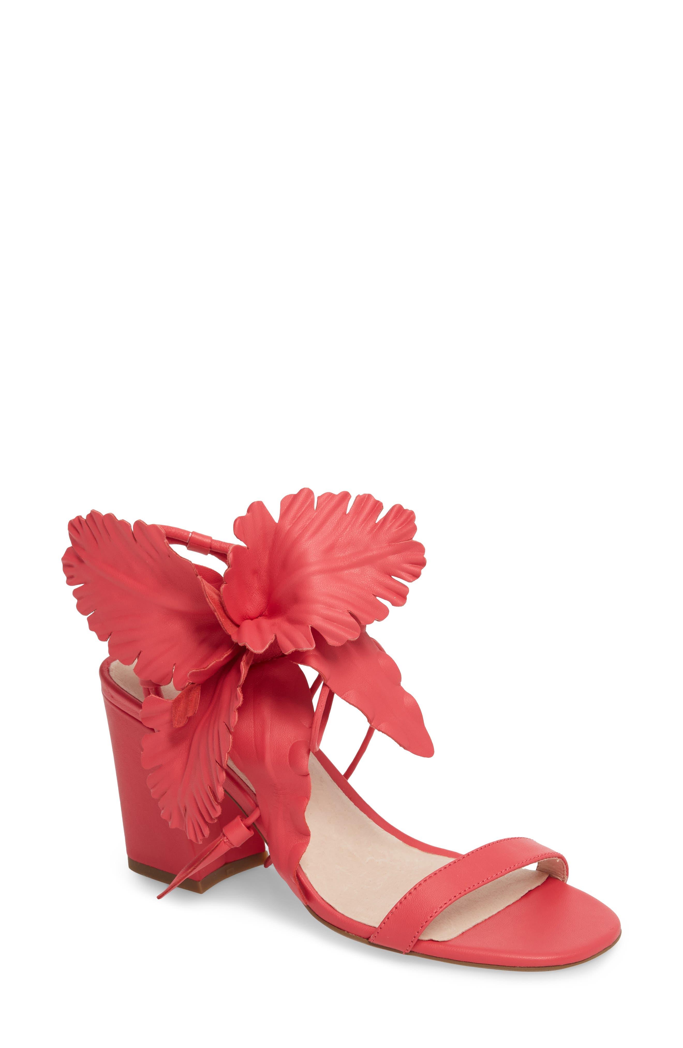Cecelia New York Hibiscus Sandal (Women)