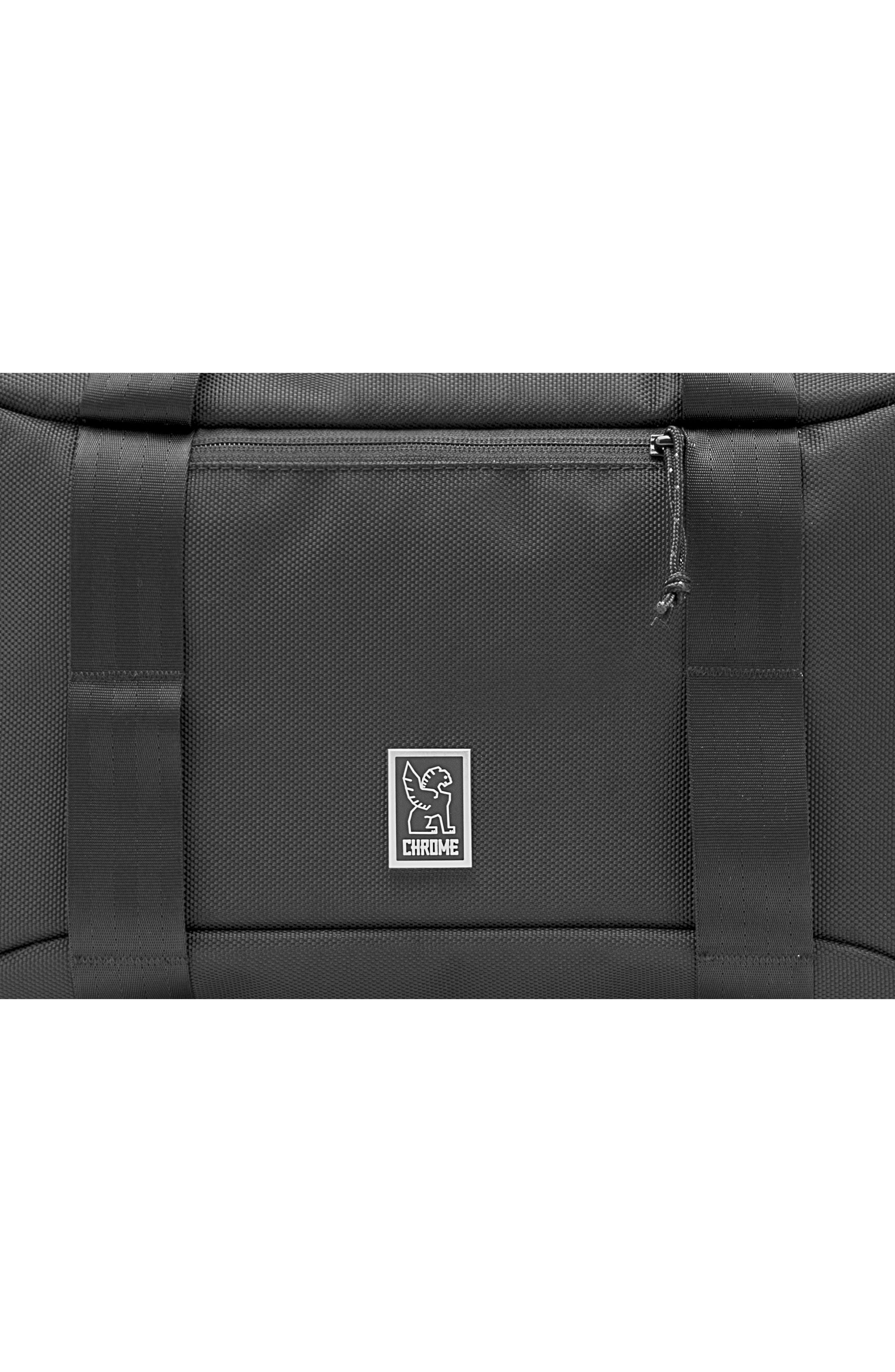 Treadwell Travel Vega Convertible Briefcase,                             Alternate thumbnail 6, color,                             All Black