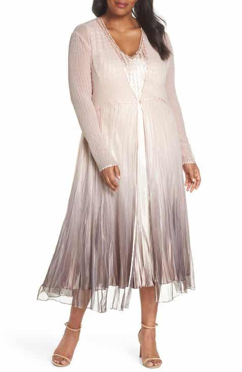 Womens Beige Plus Size Dresses Nordstrom
