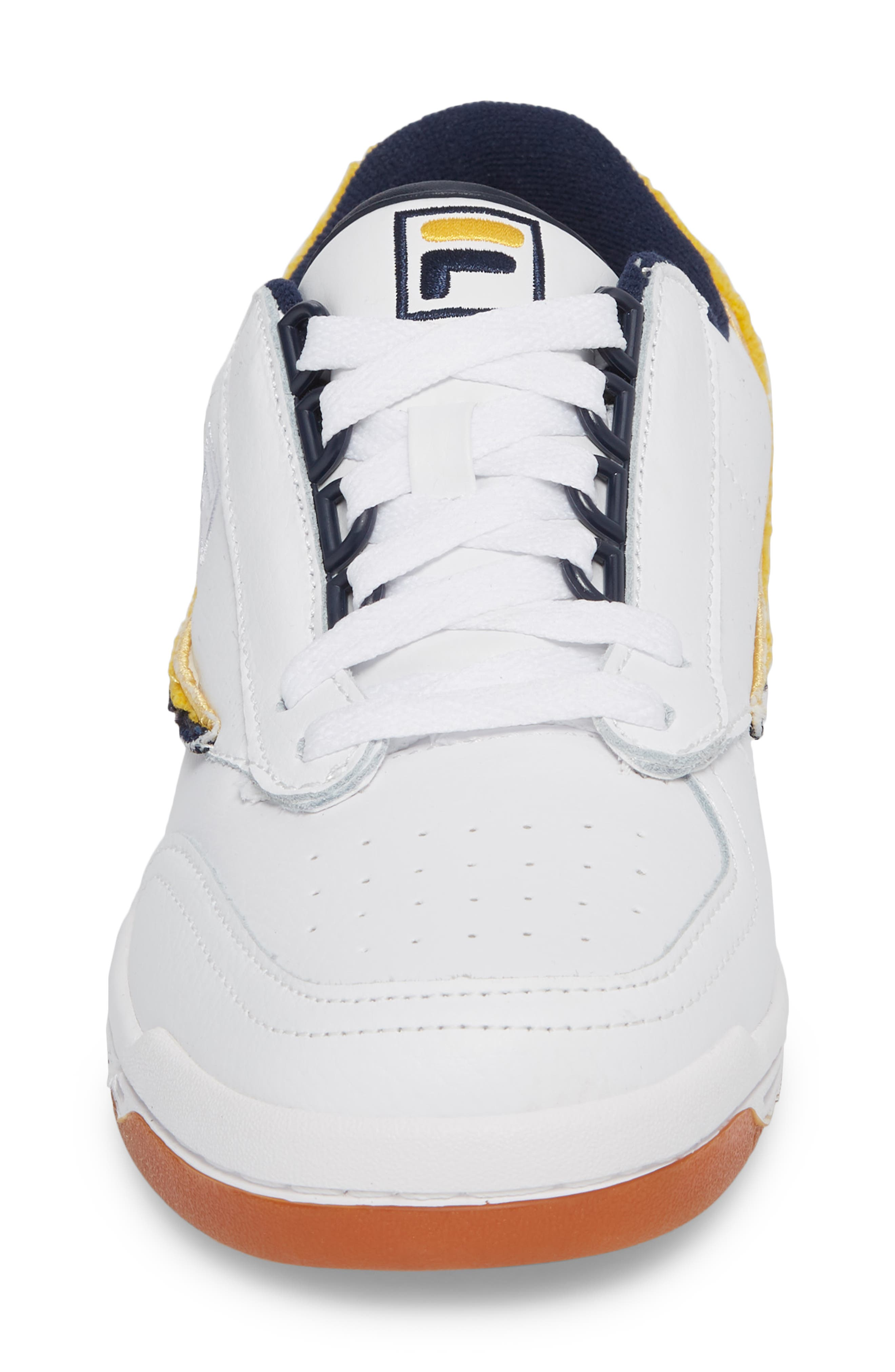 Alternate Image 4  - FILA Original Varsity Sneaker (Men)