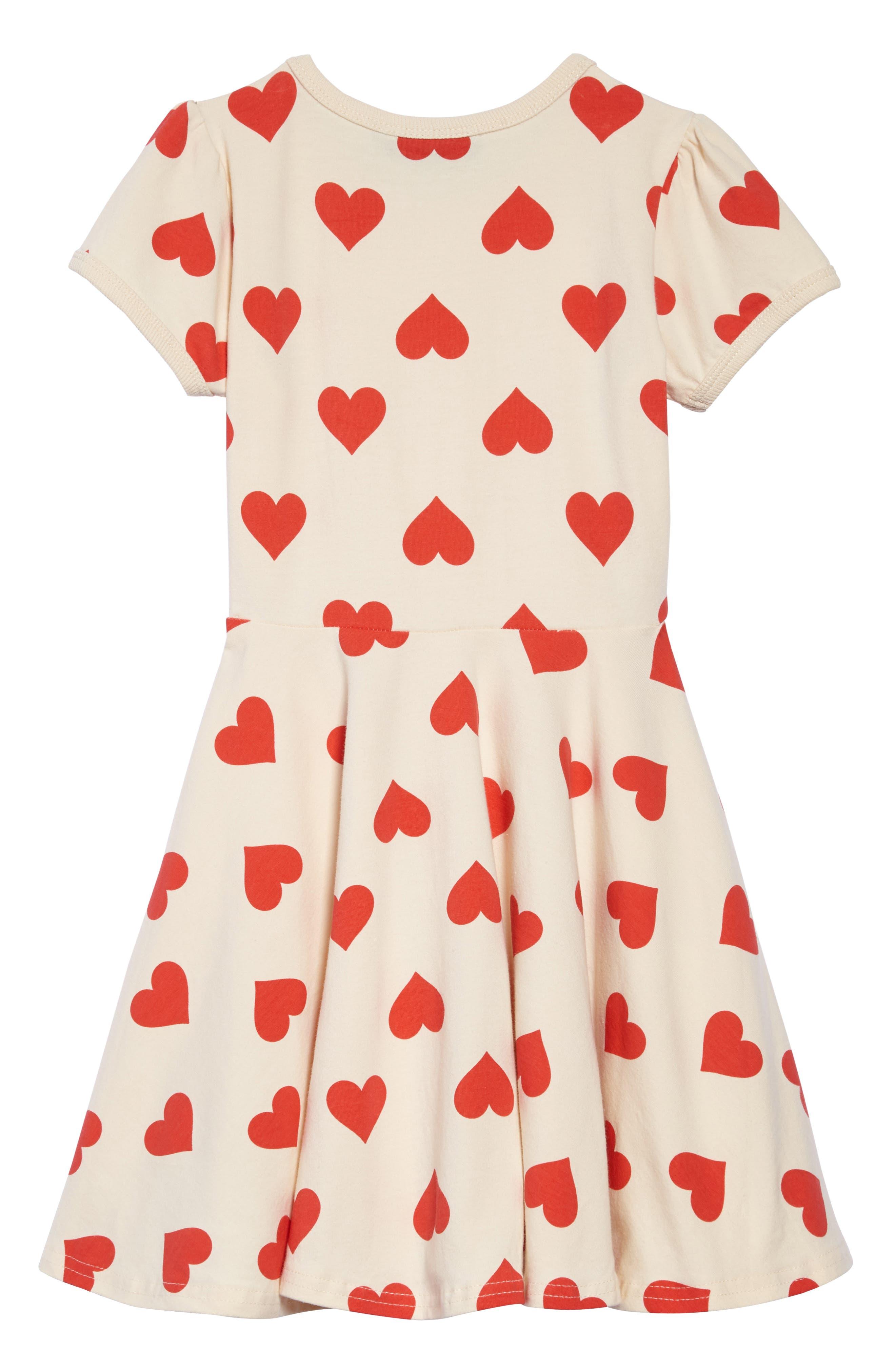 Alternate Image 2  - Rock Your Kid Sweetheart Dress (Toddler Girls & Little Girls)