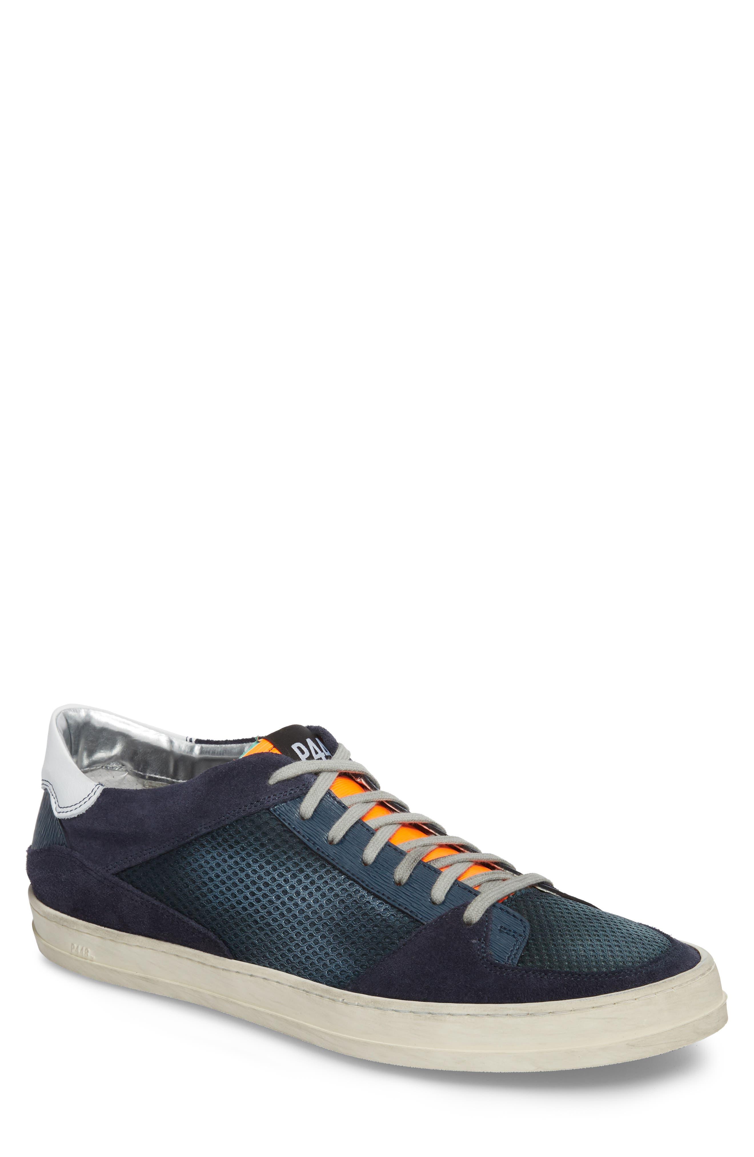 P448 Queens Mesh Low Top Sneaker (Men)