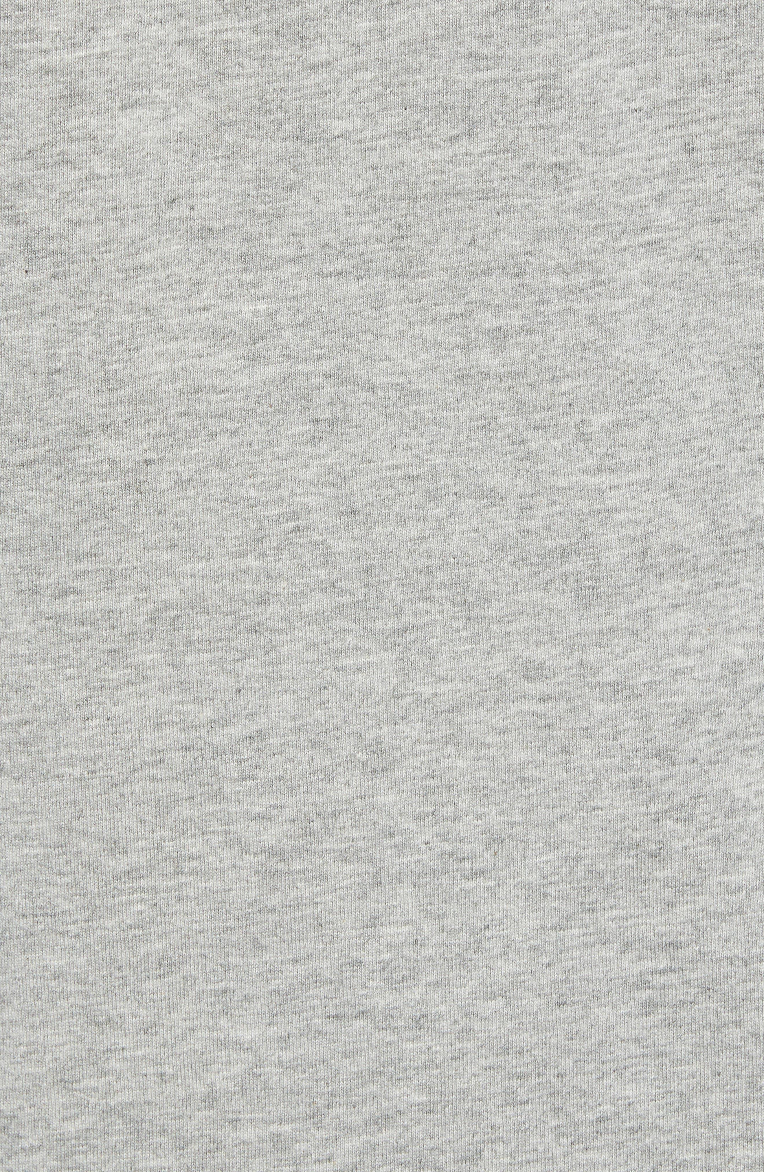 We the People Regular Fit T-Shirt,                             Alternate thumbnail 5, color,                             Grey