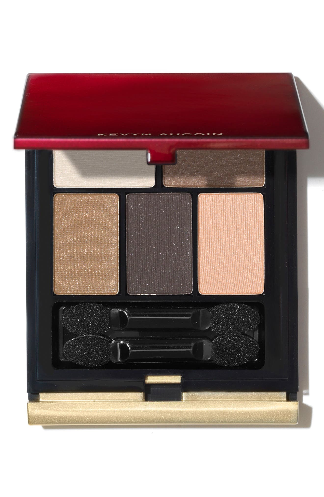 SPACE.NK.apothecary Kevyn Aucoin Beauty The Essential Eyeshadow Set,                             Main thumbnail 1, color,                             #2