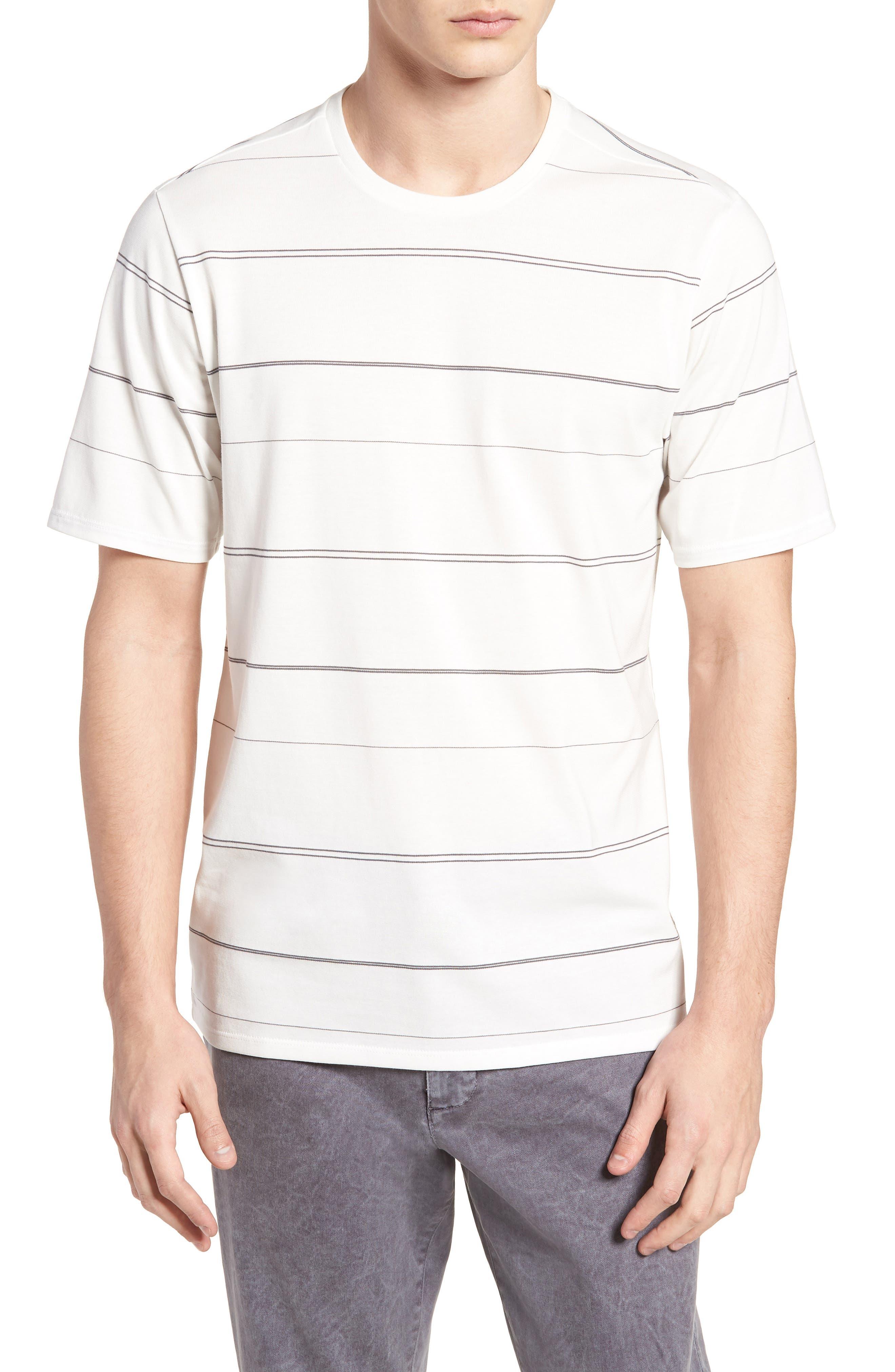 Dri-FIT New Wave T-Shirt,                             Main thumbnail 1, color,                             Summit White