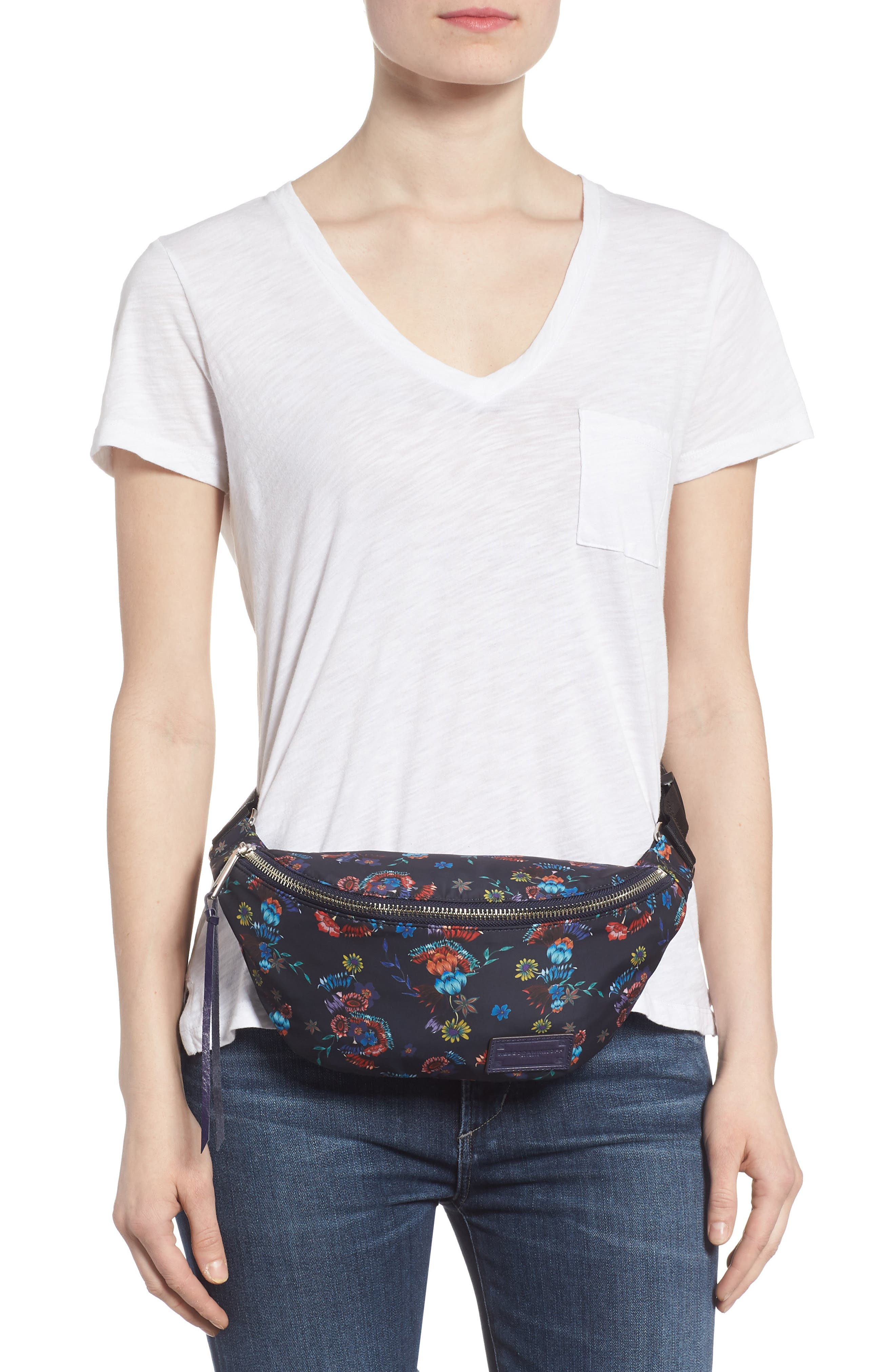 Alternate Image 2  - Rebecca Minkoff Nylon Belt Bag