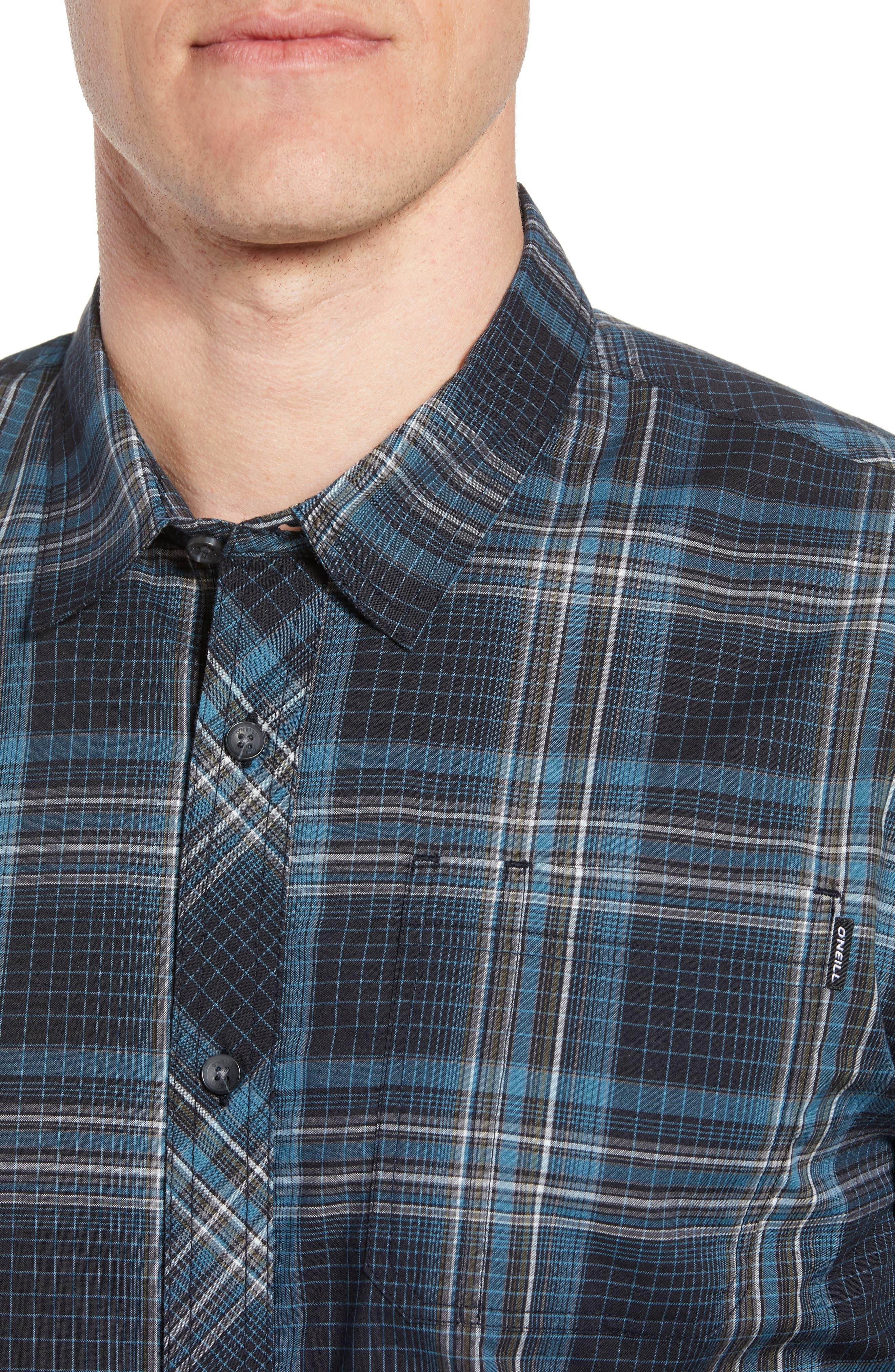 Alternate Image 4  - O'Neill Sturghill Woven Shirt