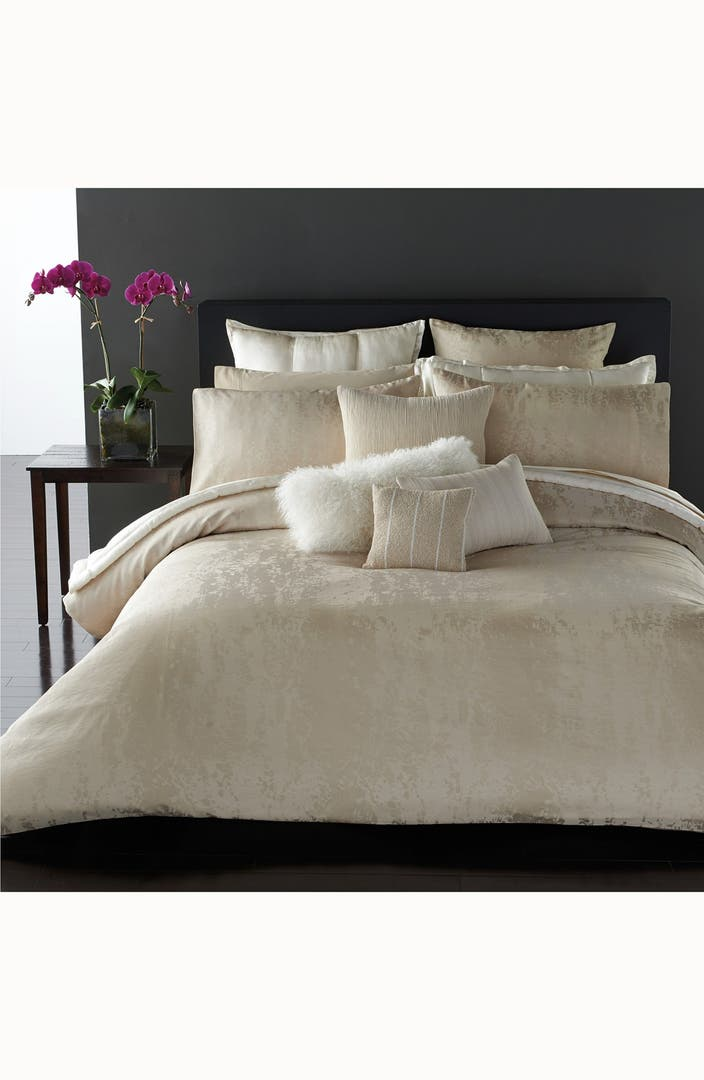Donna Karan Collection Moonscape Duvet Cover Nordstrom