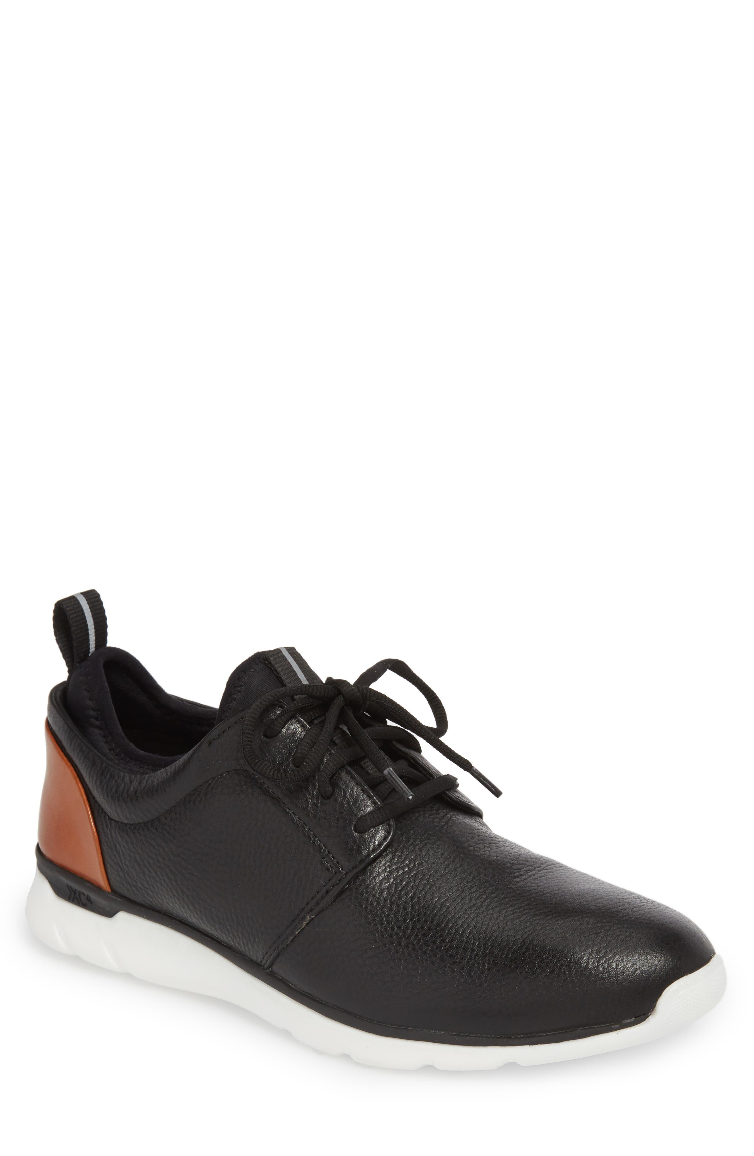 Main Image - Johnston & Murphy Prentiss XC4® Waterproof Low Top Sneaker (Men)