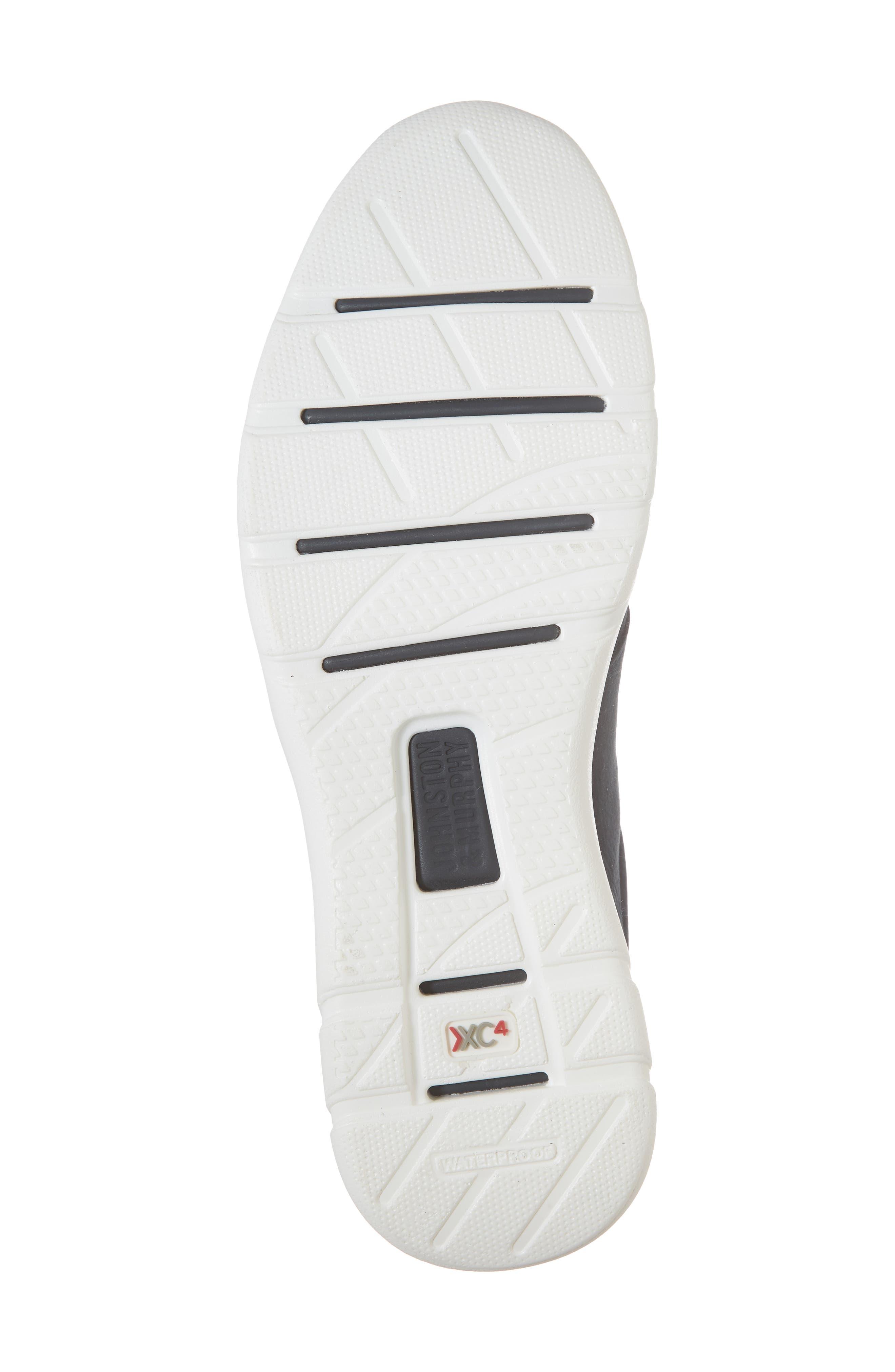 Prentiss XC4<sup>®</sup> Waterproof Low Top Sneaker,                             Alternate thumbnail 6, color,                             Navy Nubuck