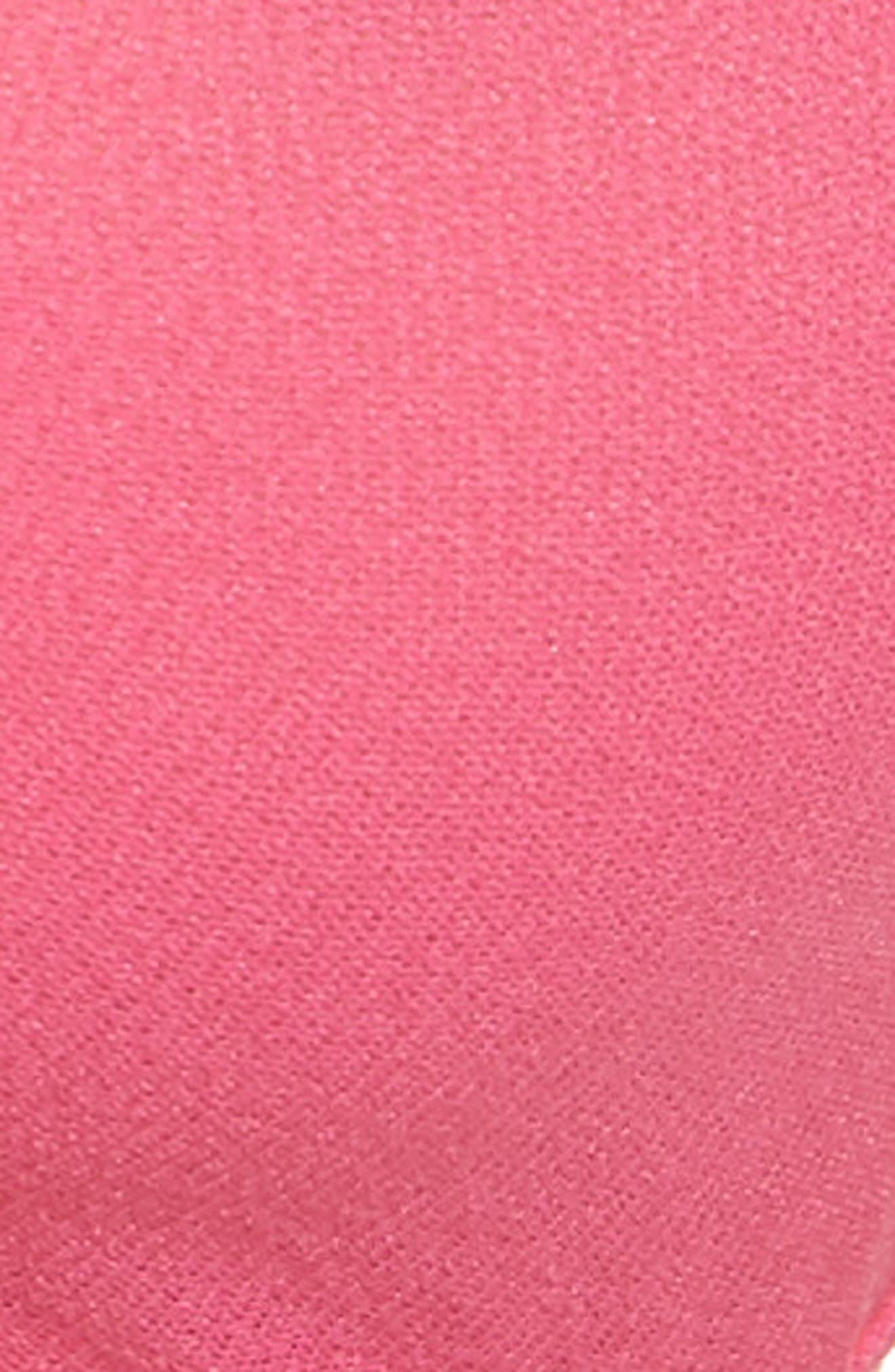 Next to Nothing Bralette,                             Alternate thumbnail 7, color,                             Deep Fuchsia