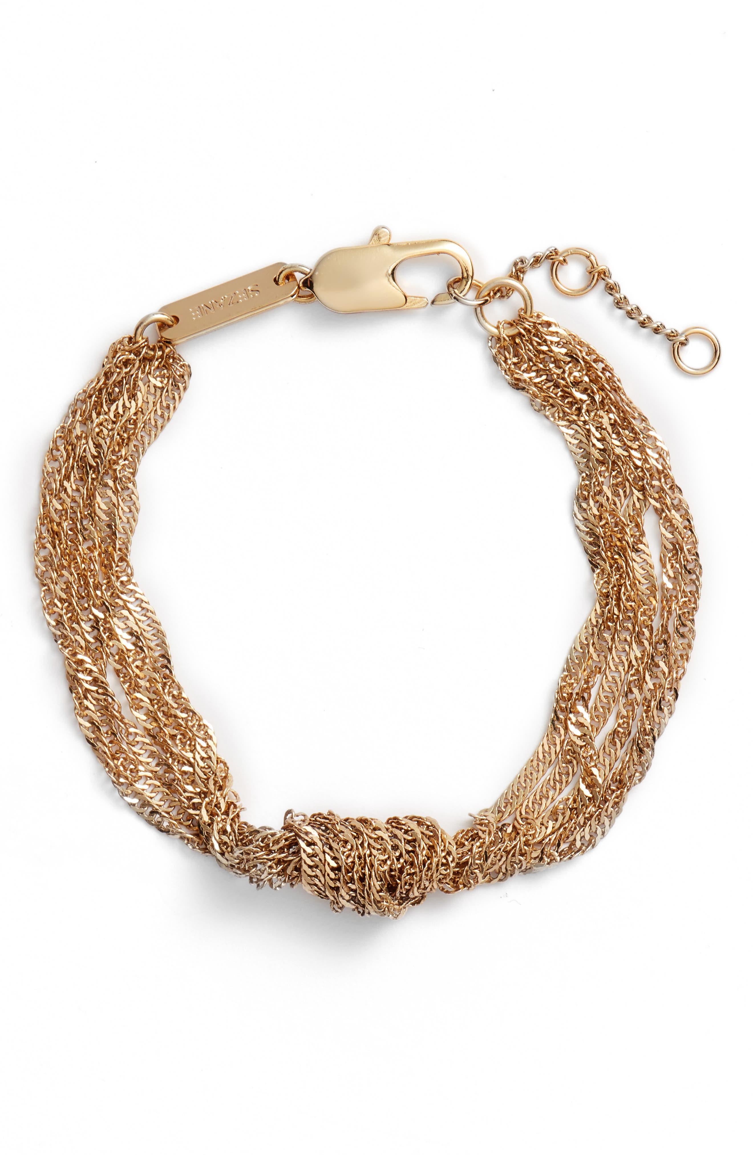 Jenny Bracelet,                         Main,                         color, Gold