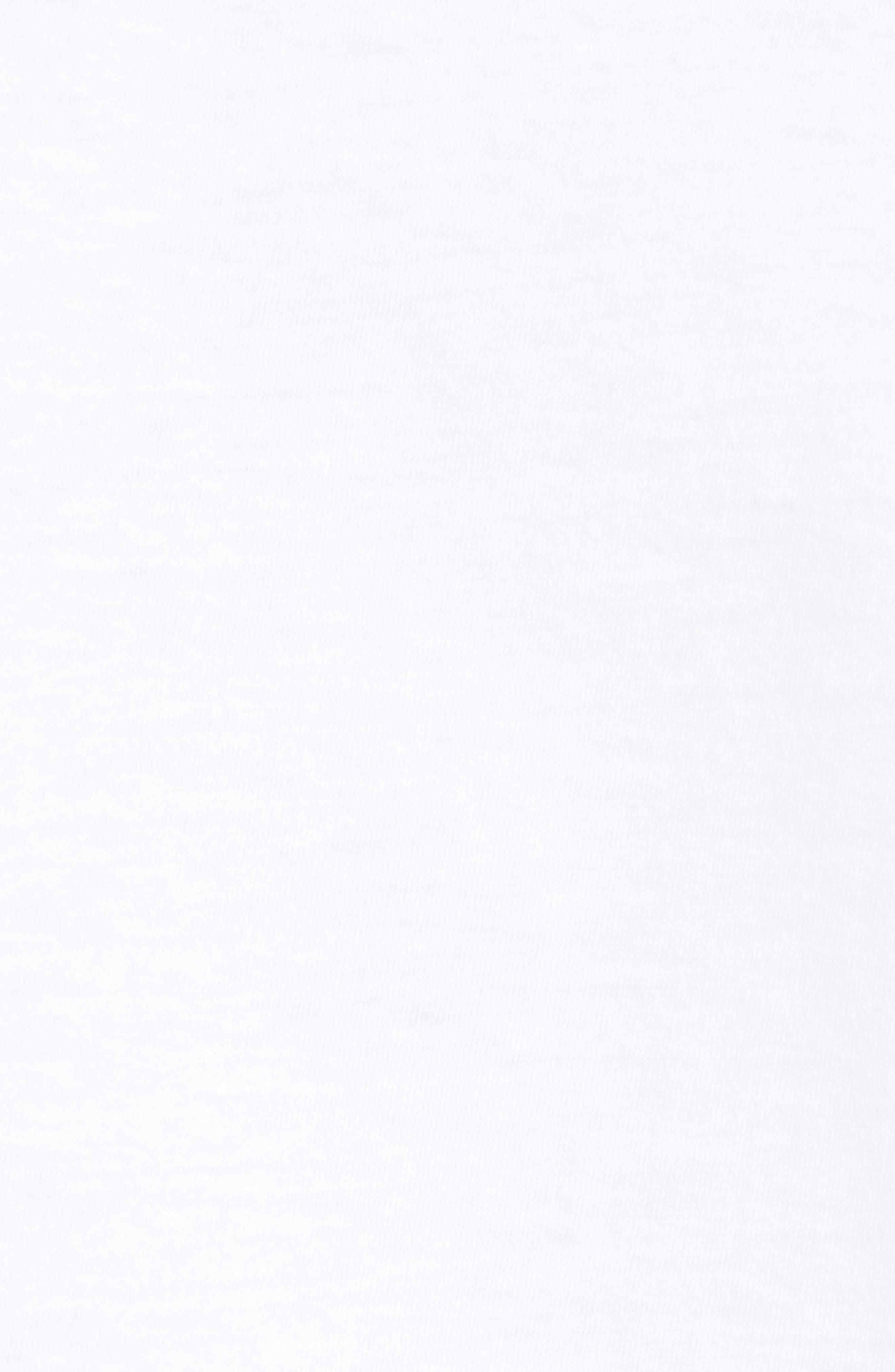 Run-DMC T-Shirt,                             Alternate thumbnail 5, color,                             White Tee Run Dmc