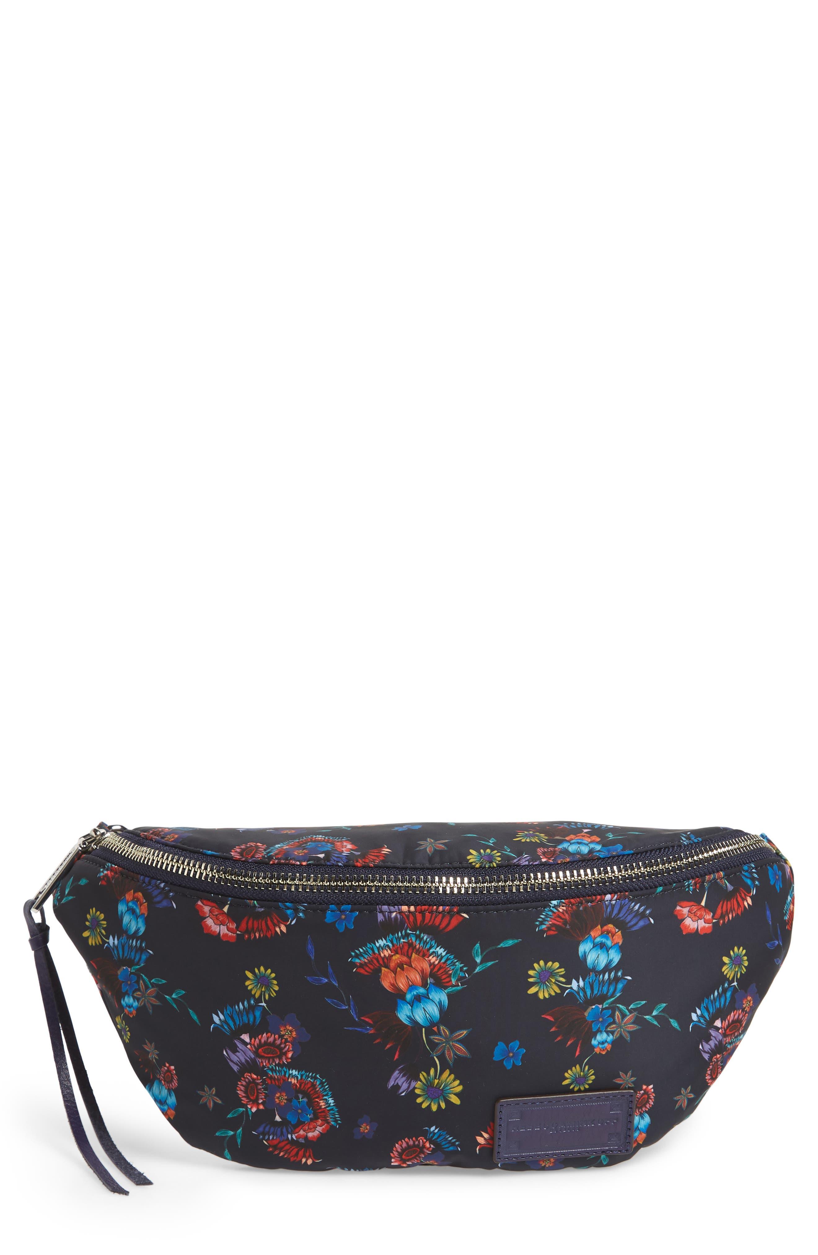 Alternate Image 1 Selected - Rebecca Minkoff Nylon Belt Bag