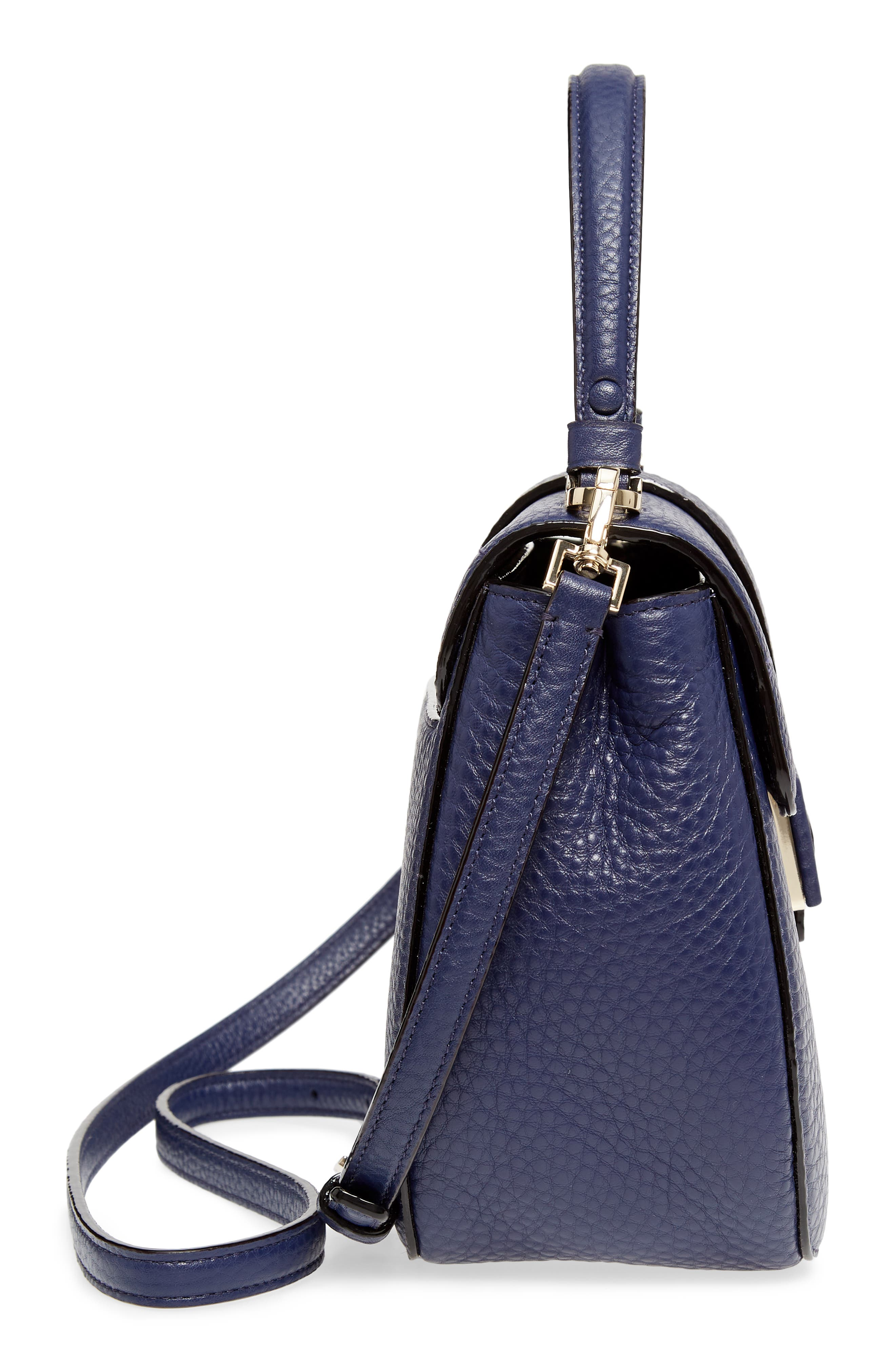 Alternate Image 5  - kate spade new york carlyle street - justina leather satchel