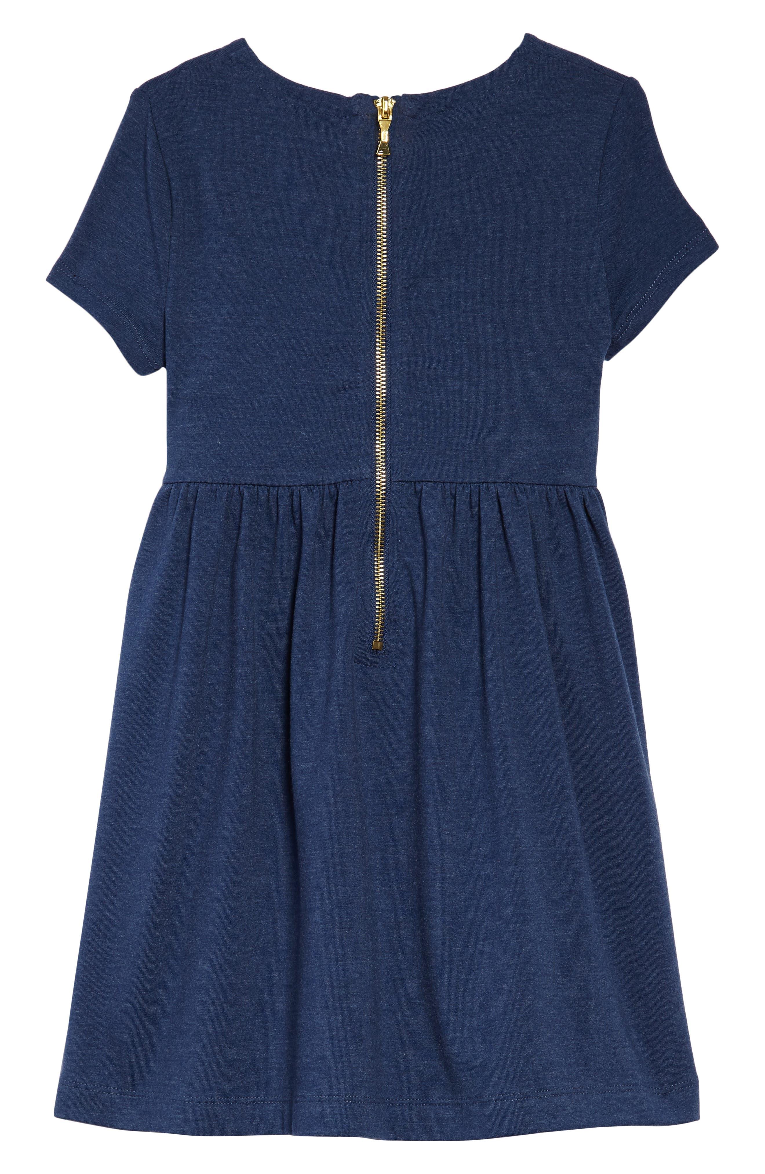 kammy dress,                             Alternate thumbnail 2, color,                             Indigo