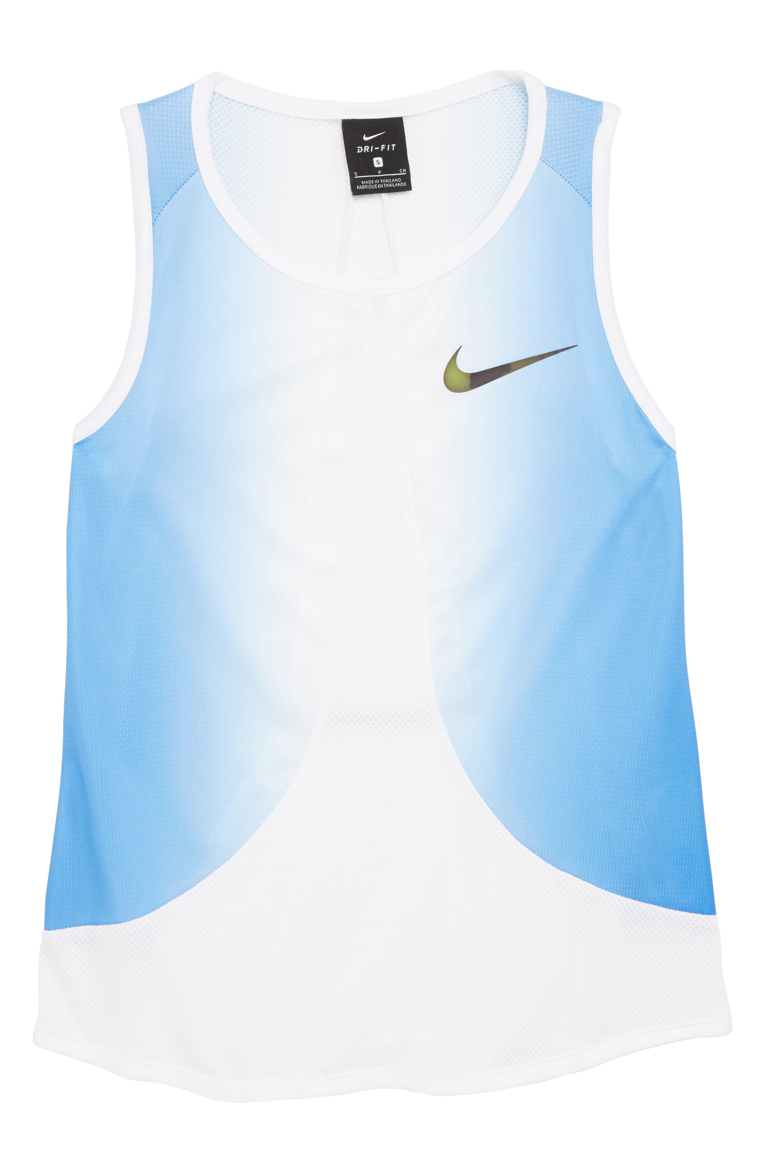 Nike Breathe Tank (Big Girls)