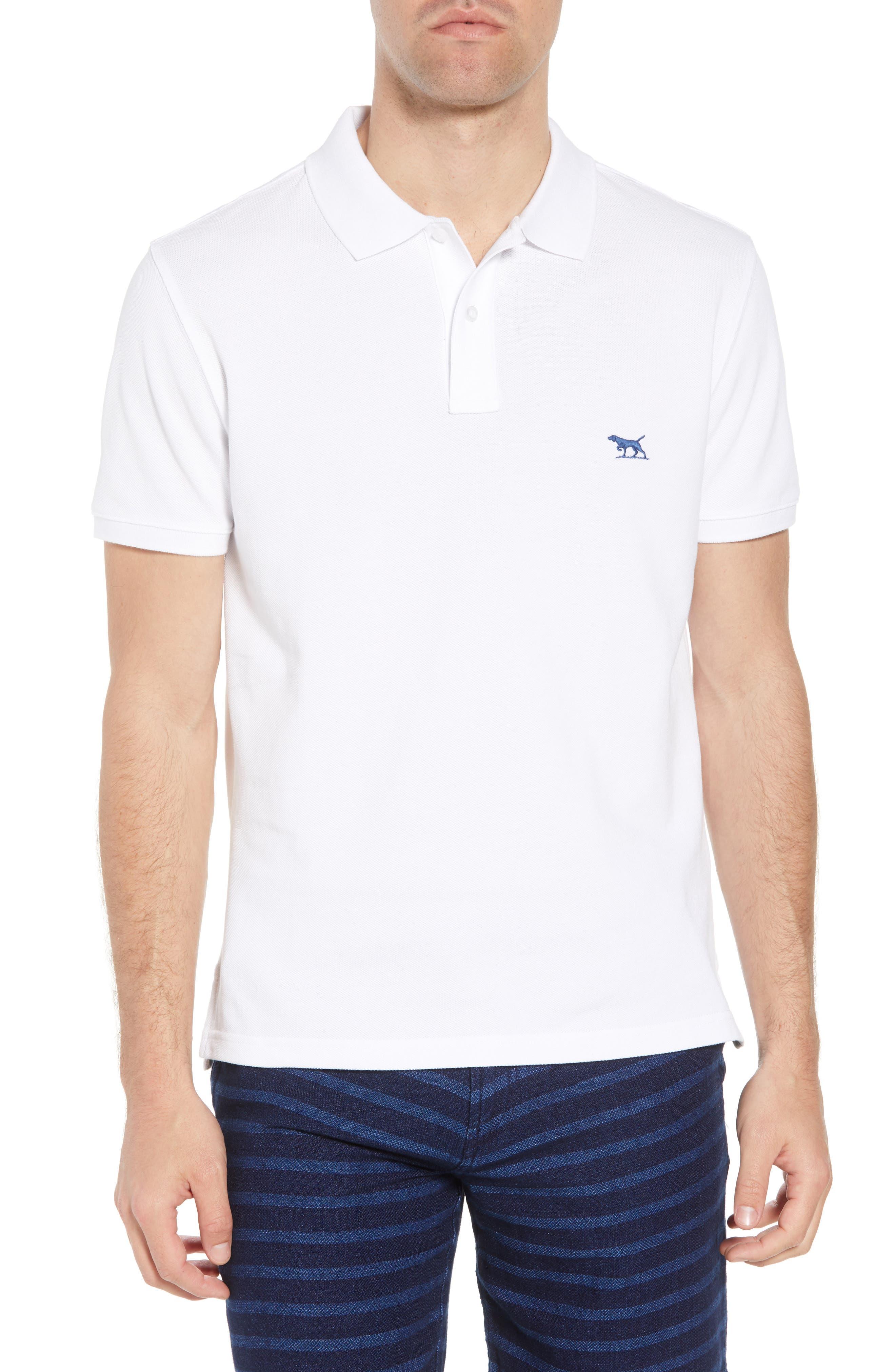 Main Image - Rodd & Gunn 'The Gunn' Piqué Sports Fit Cotton Polo