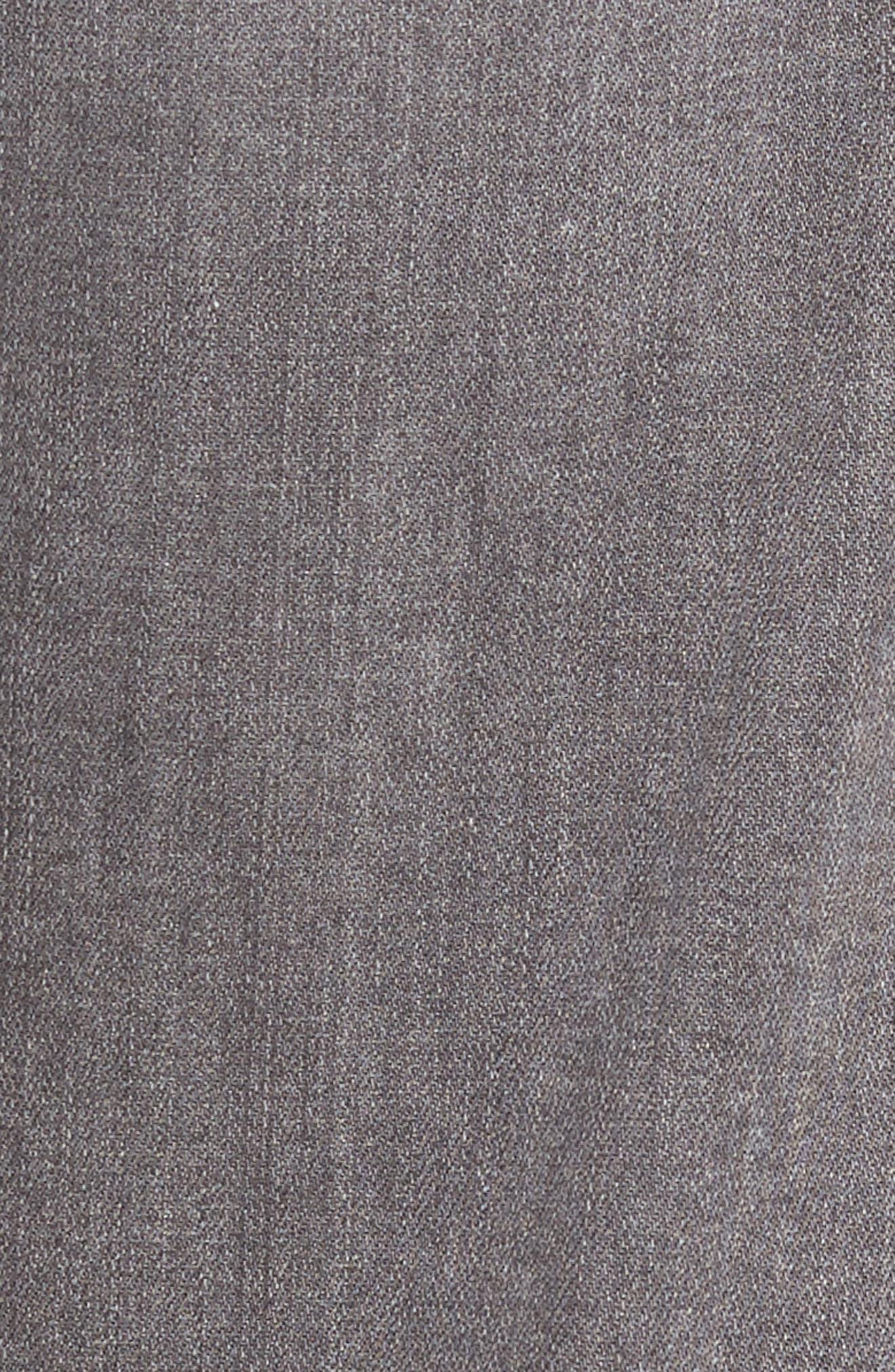 Normandie Straight Leg Jeans,                             Alternate thumbnail 5, color,                             Annex