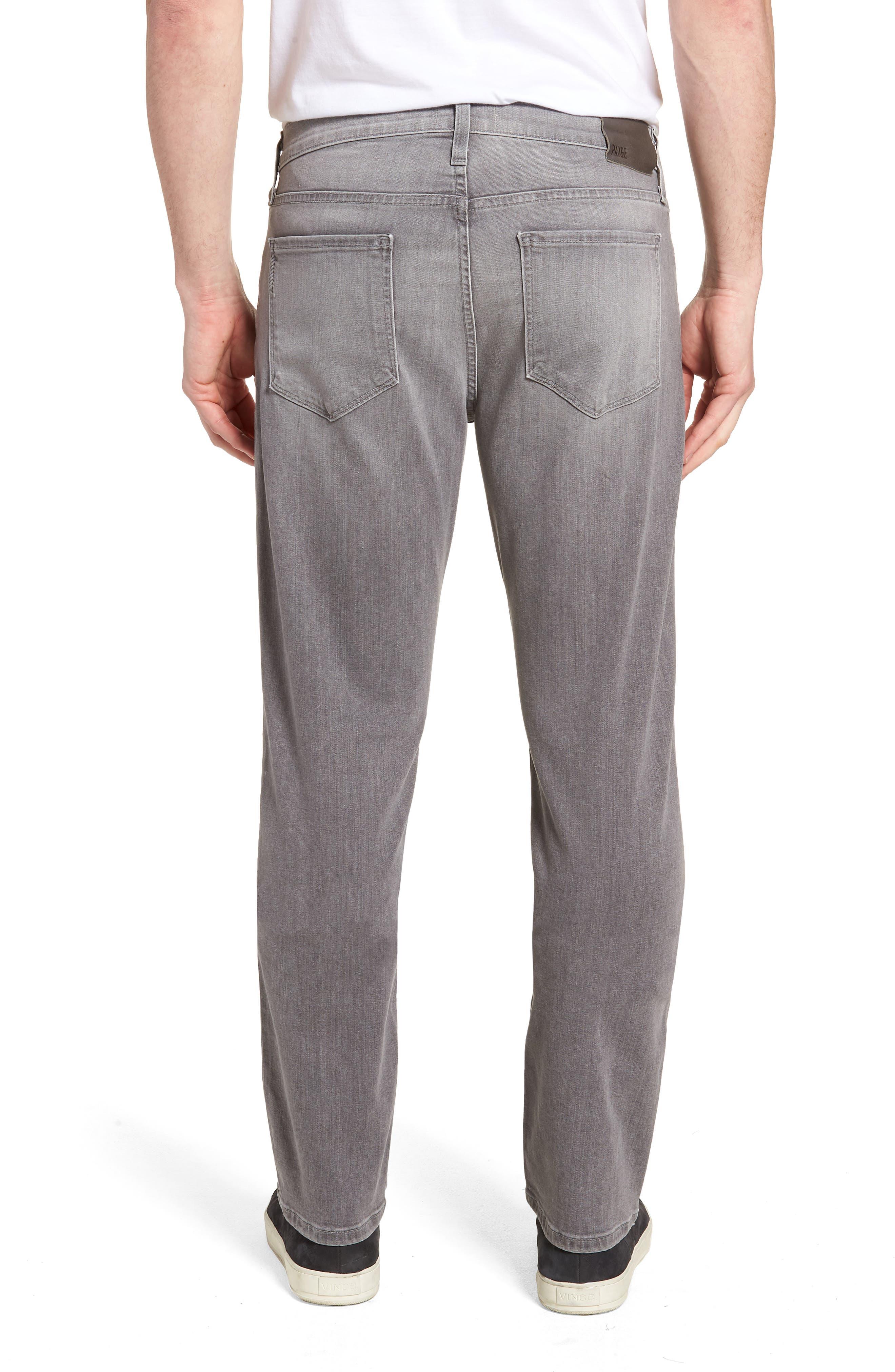 Normandie Straight Leg Jeans,                             Alternate thumbnail 2, color,                             Annex