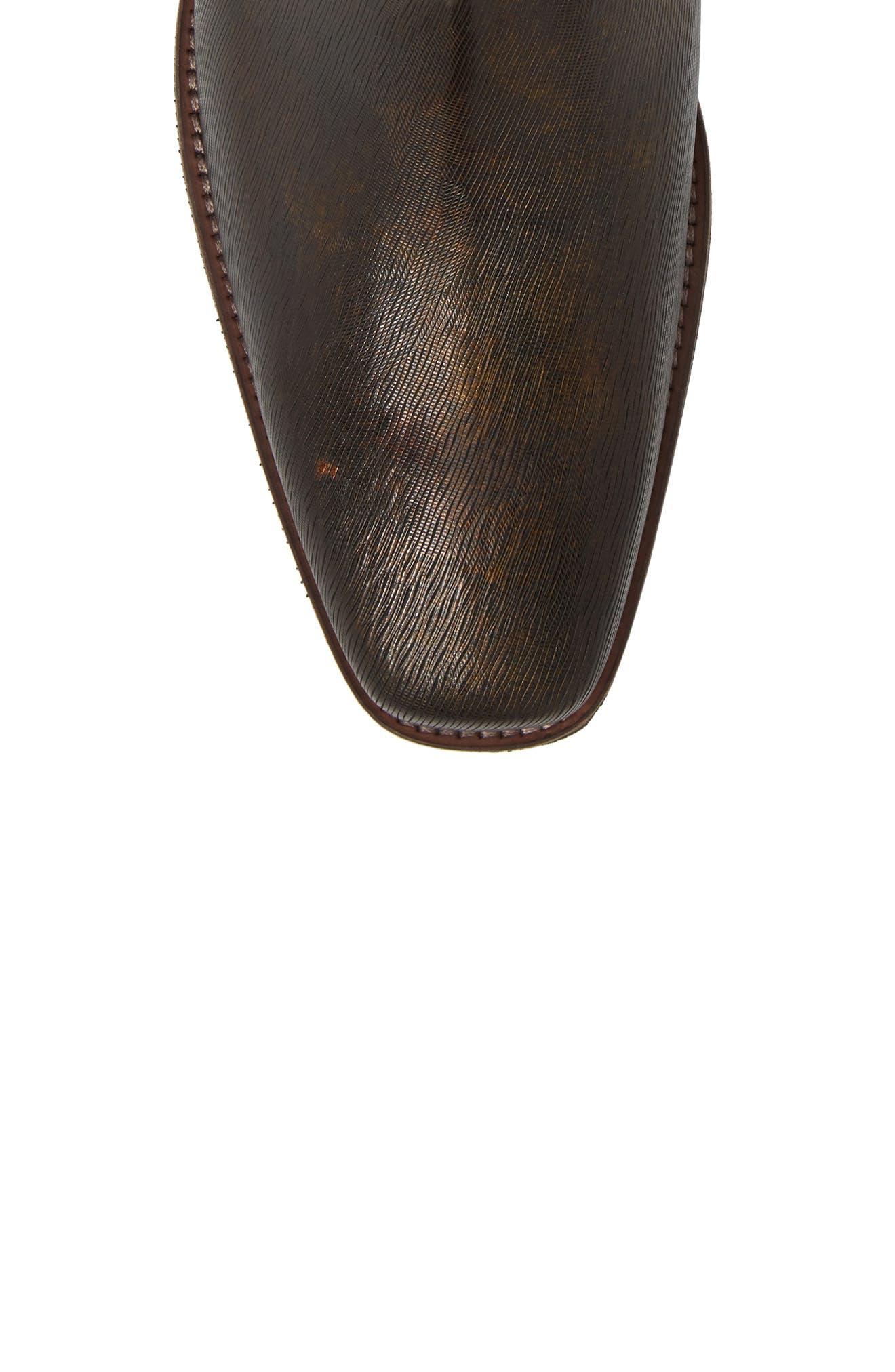 Alternate Image 5  - Ron White Roderick Mid Chelsea Boot (Men)