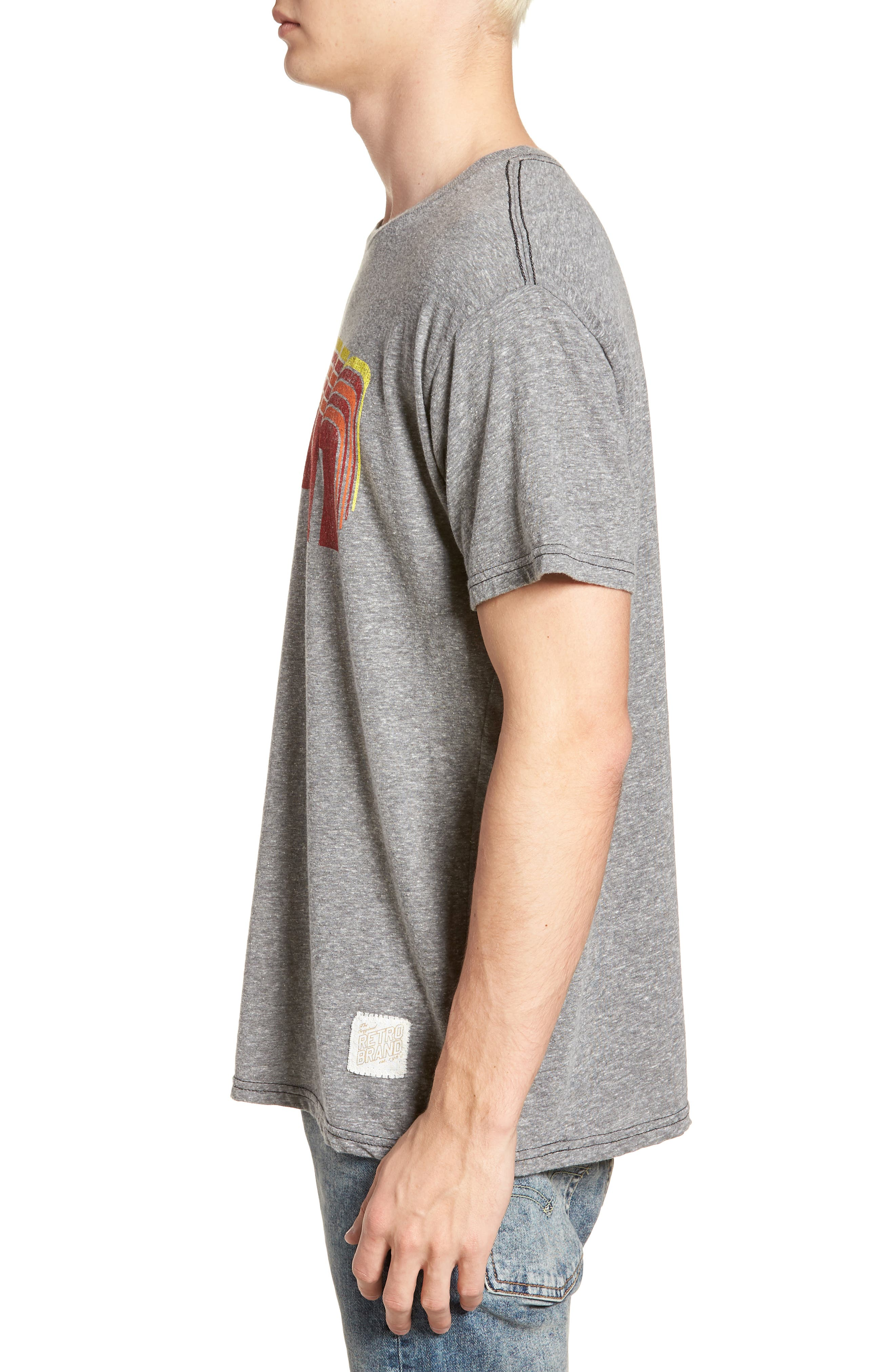 Alternate Image 3  - Retro Brand ESPN Graphic T-Shirt