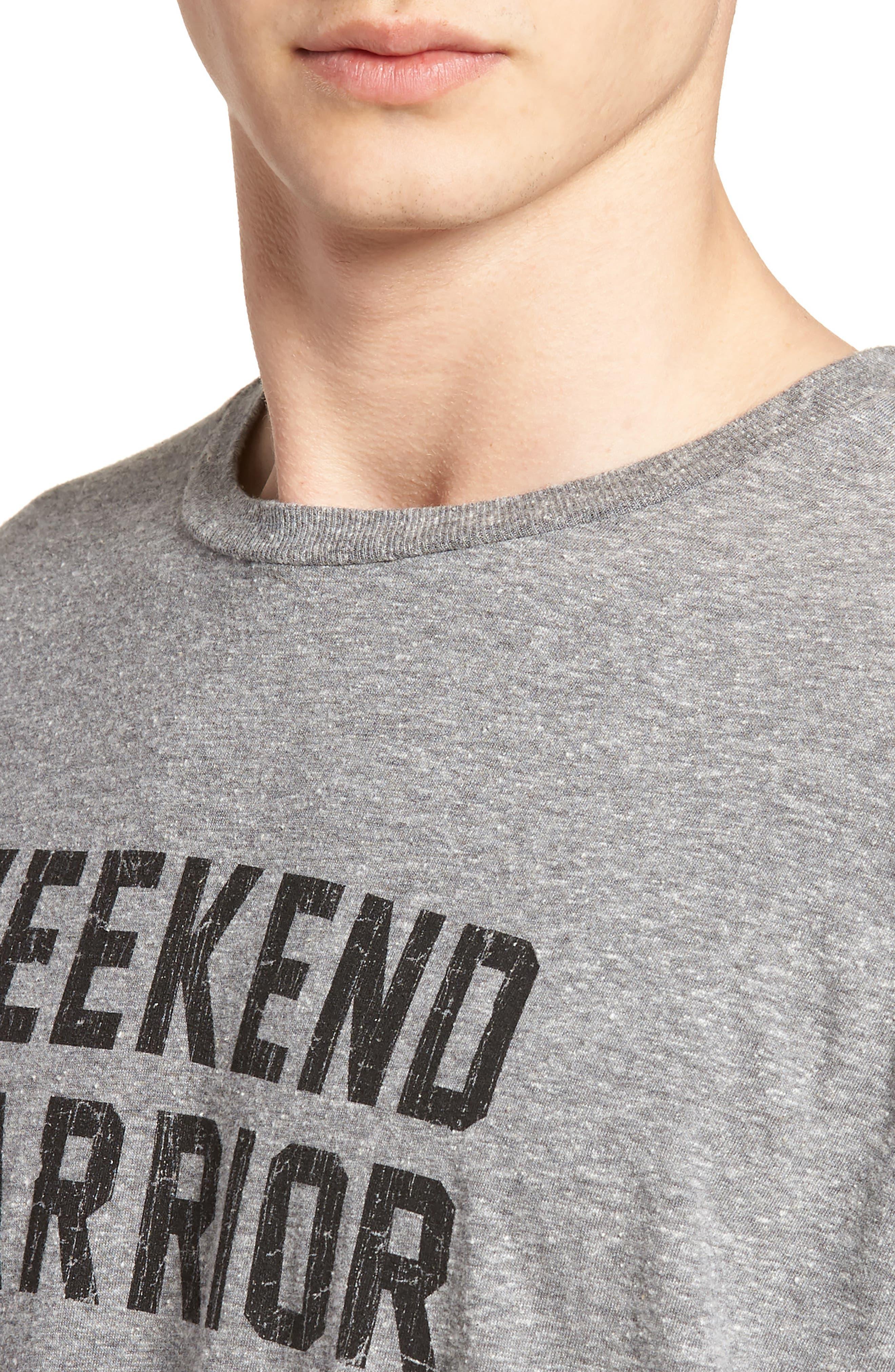 Alternate Image 4  - Retro Brand Weekend Warrior T-Shirt