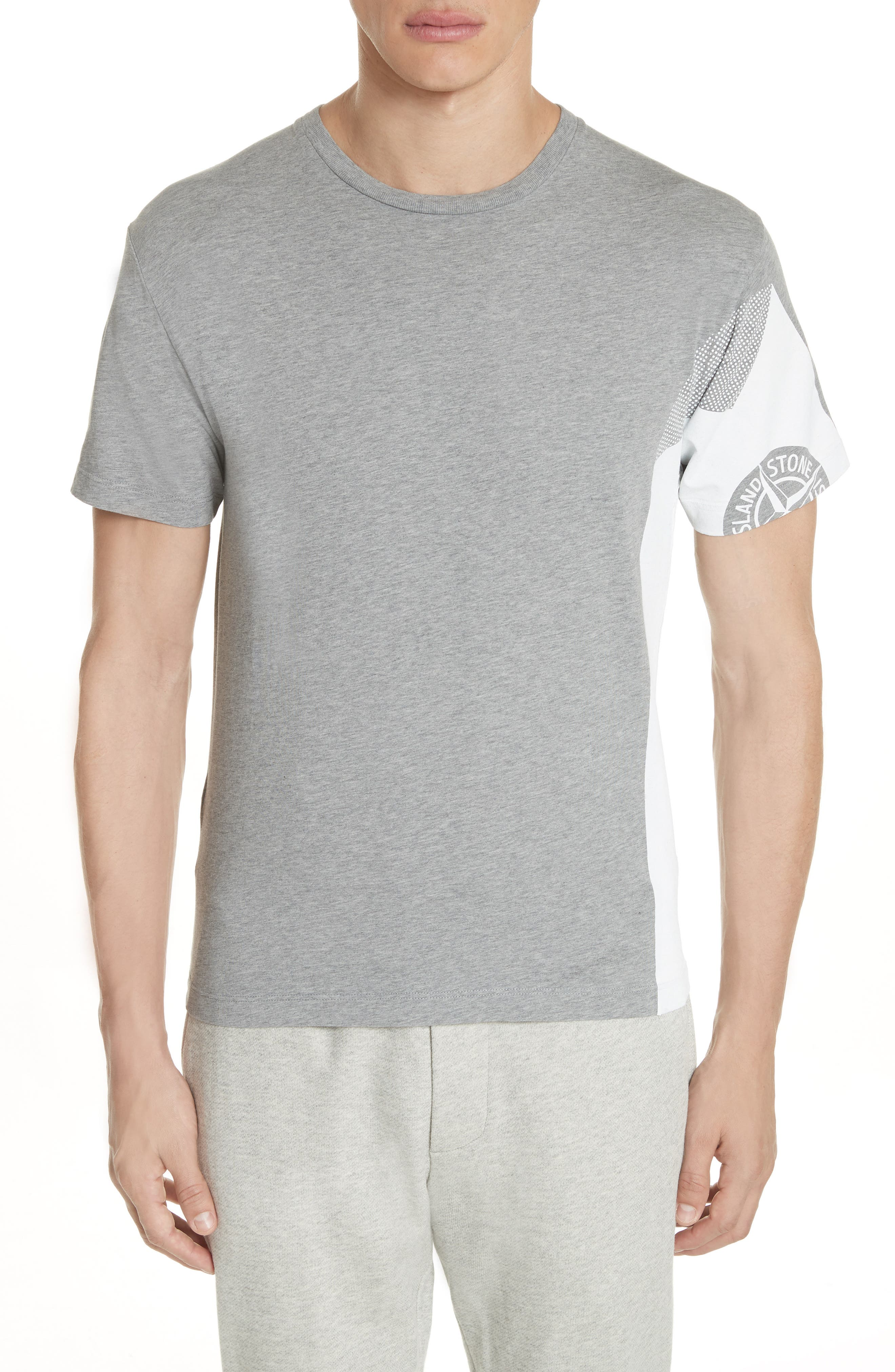 Graphic T-Shirt,                         Main,                         color, Grey