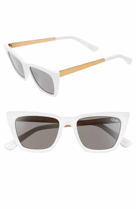 8343e1eec8 Quay Australia x Desi Perkins Don t   Me 48mm Cat Eye Sunglasses