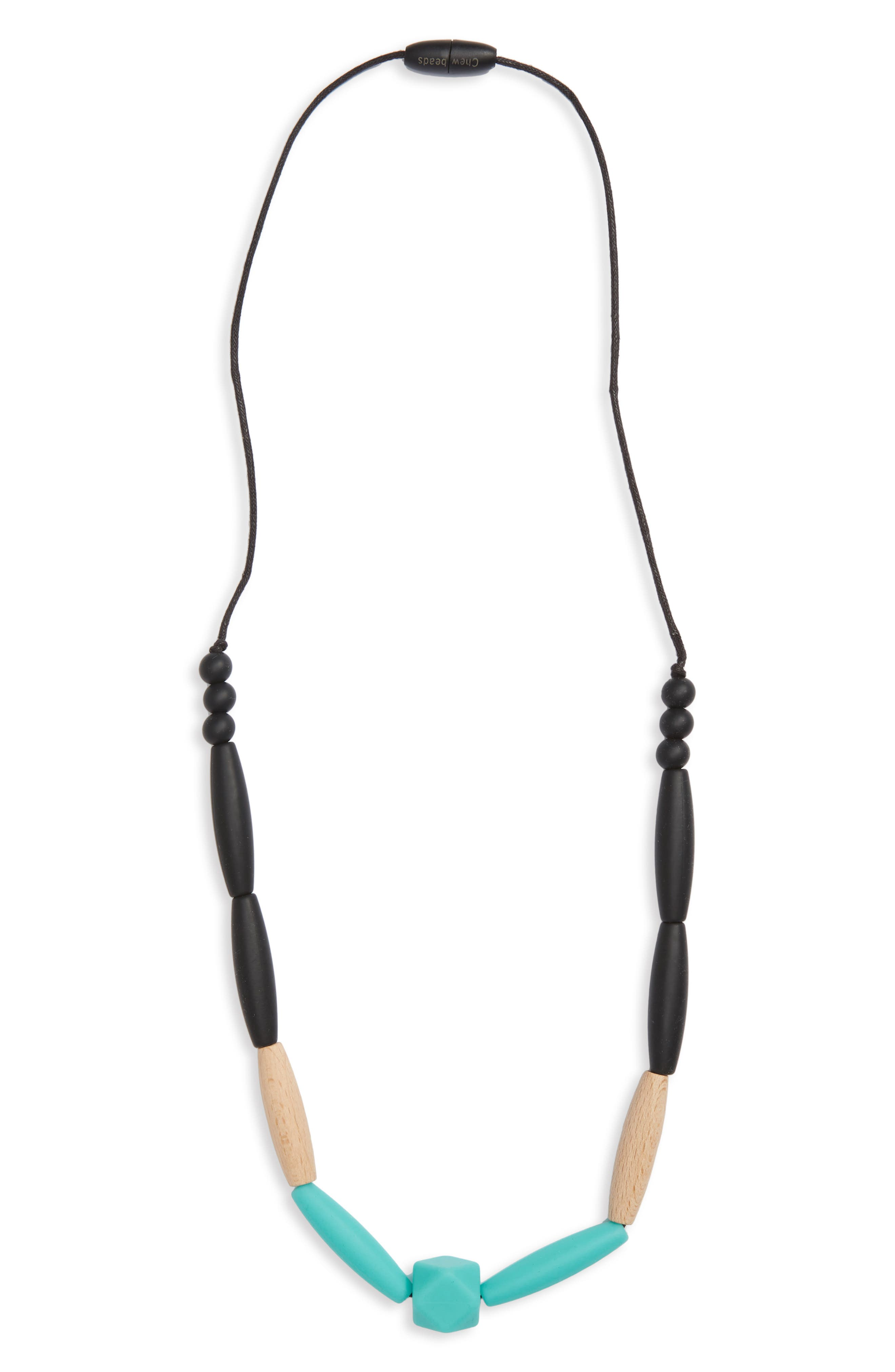 Chewbeads Bedford - Brooklyn Collection Teether Necklace