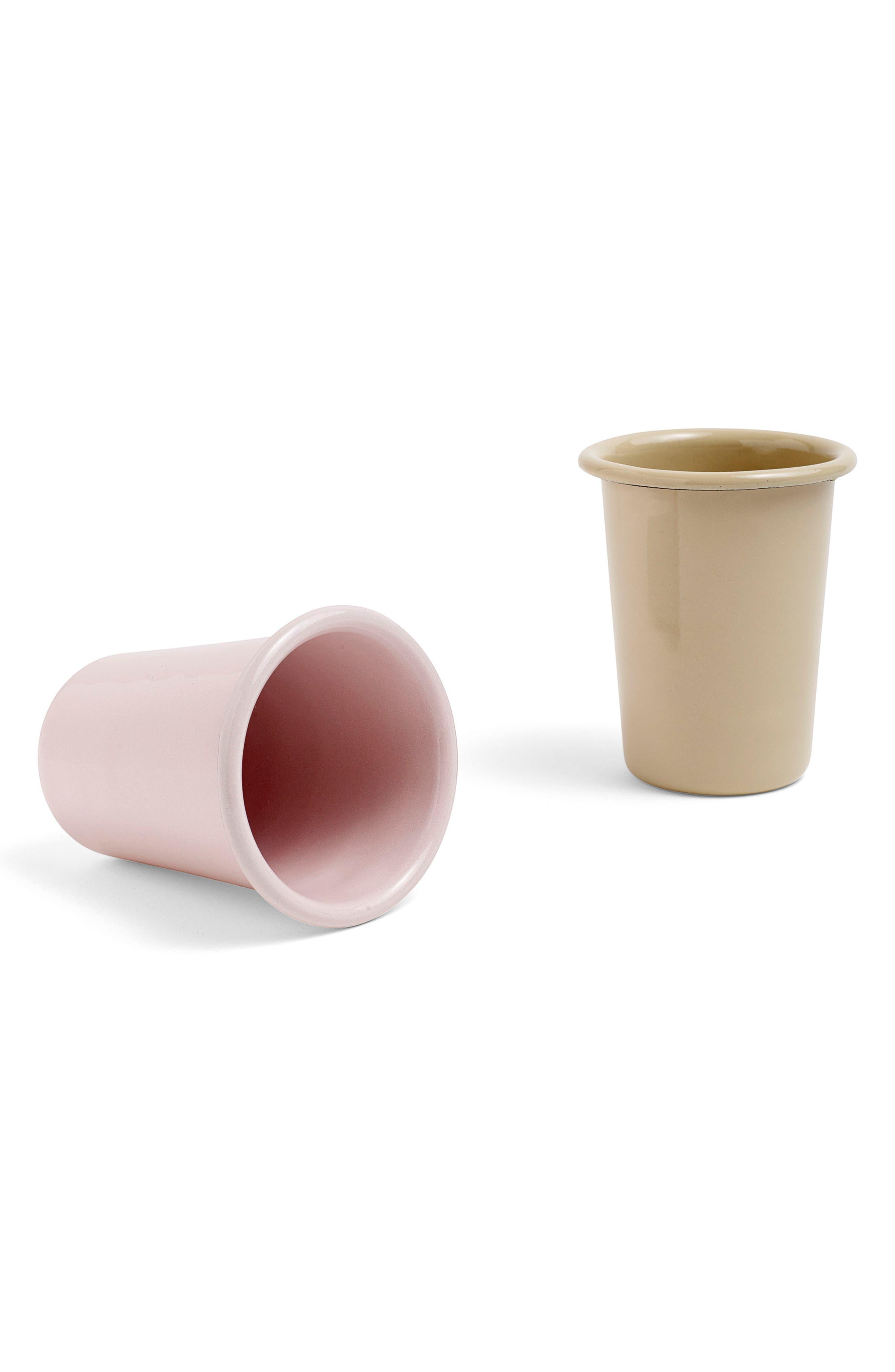Enamel Cup,                             Alternate thumbnail 4, color,