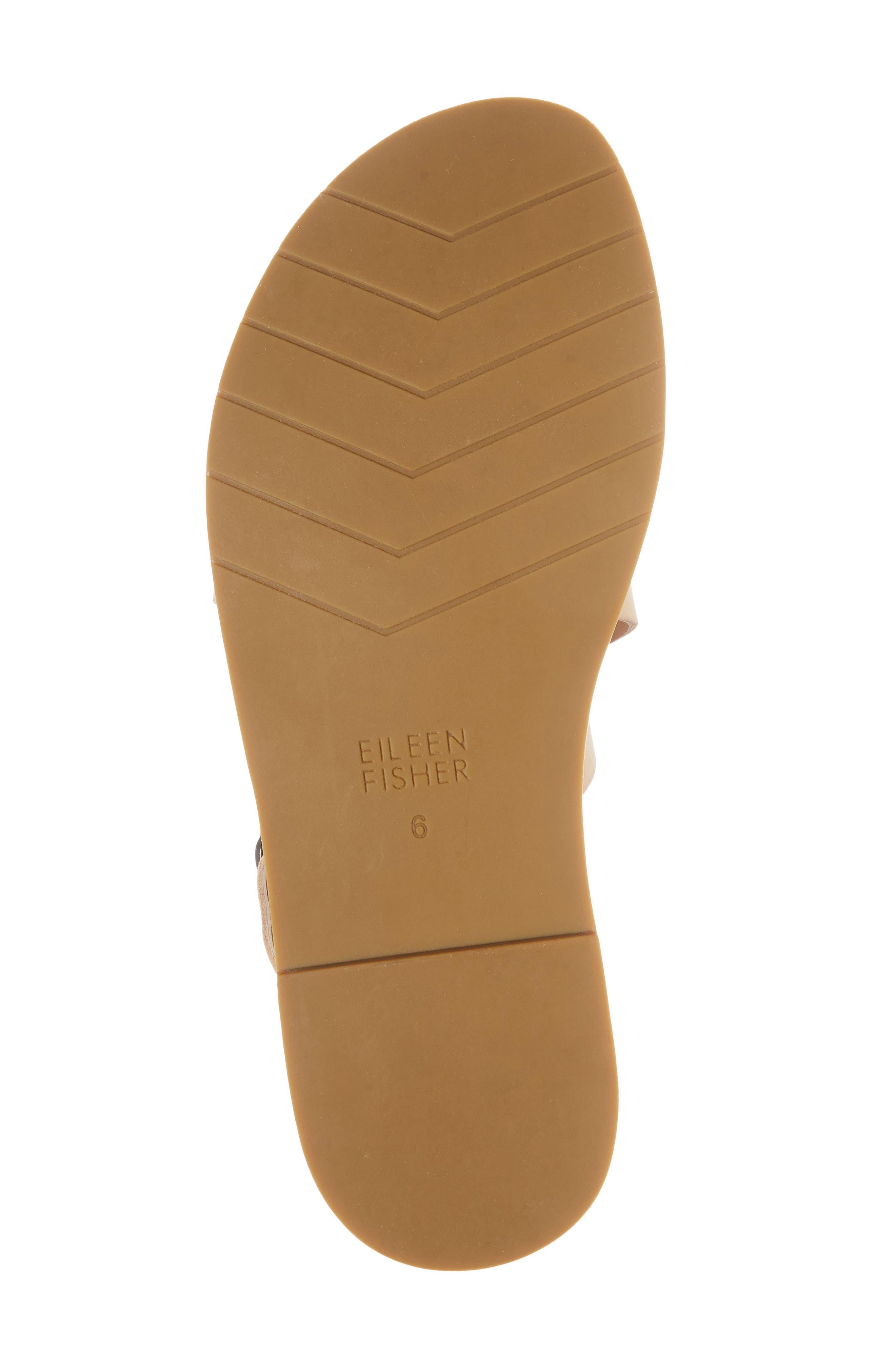 Dali Strappy Slide Sandal,                             Alternate thumbnail 6, color,                             Cream Nubuck
