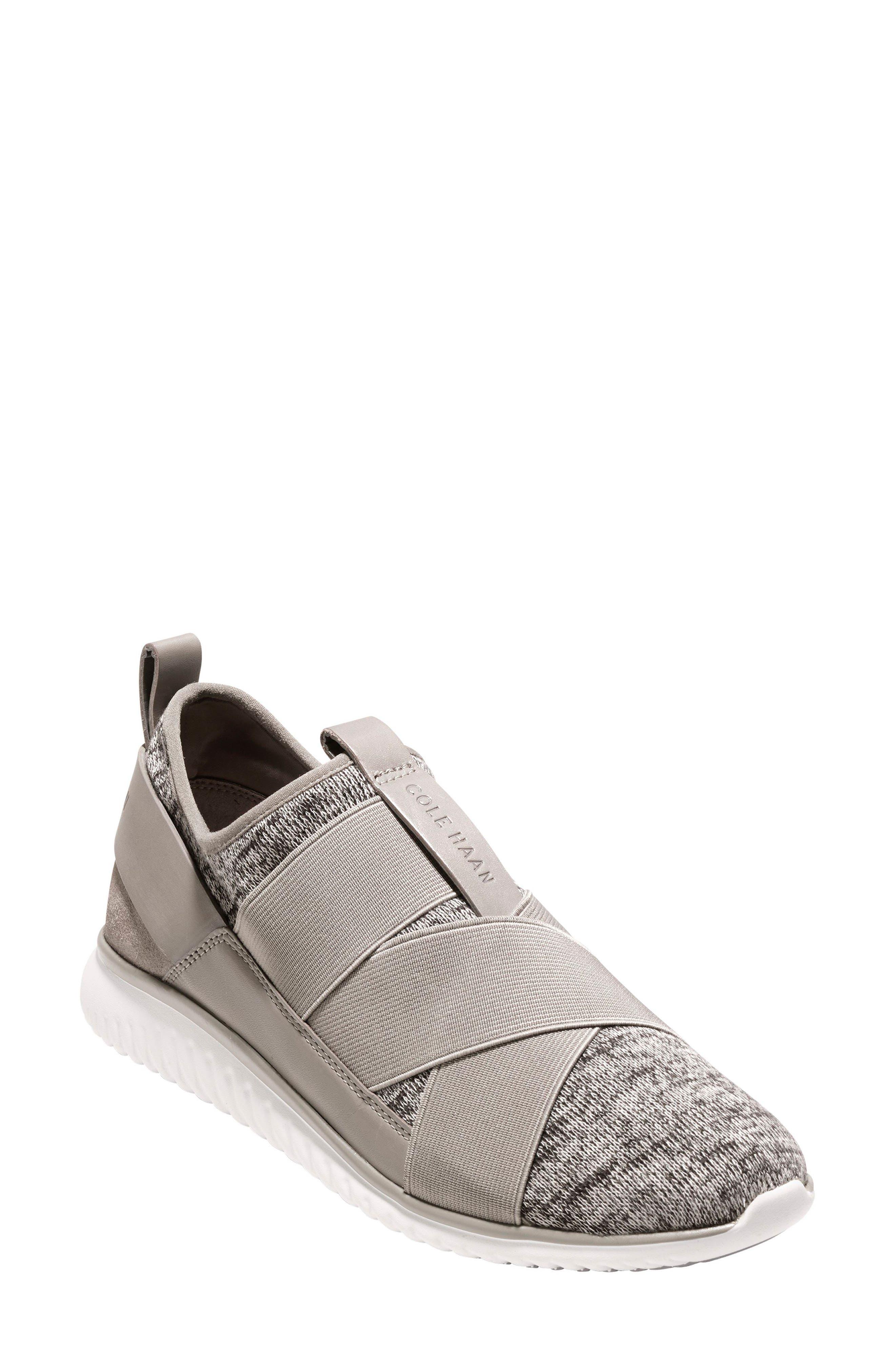 'StudioGrand' Sneaker,                             Main thumbnail 1, color,                             Rockridge/ Pumice Stone Fabric