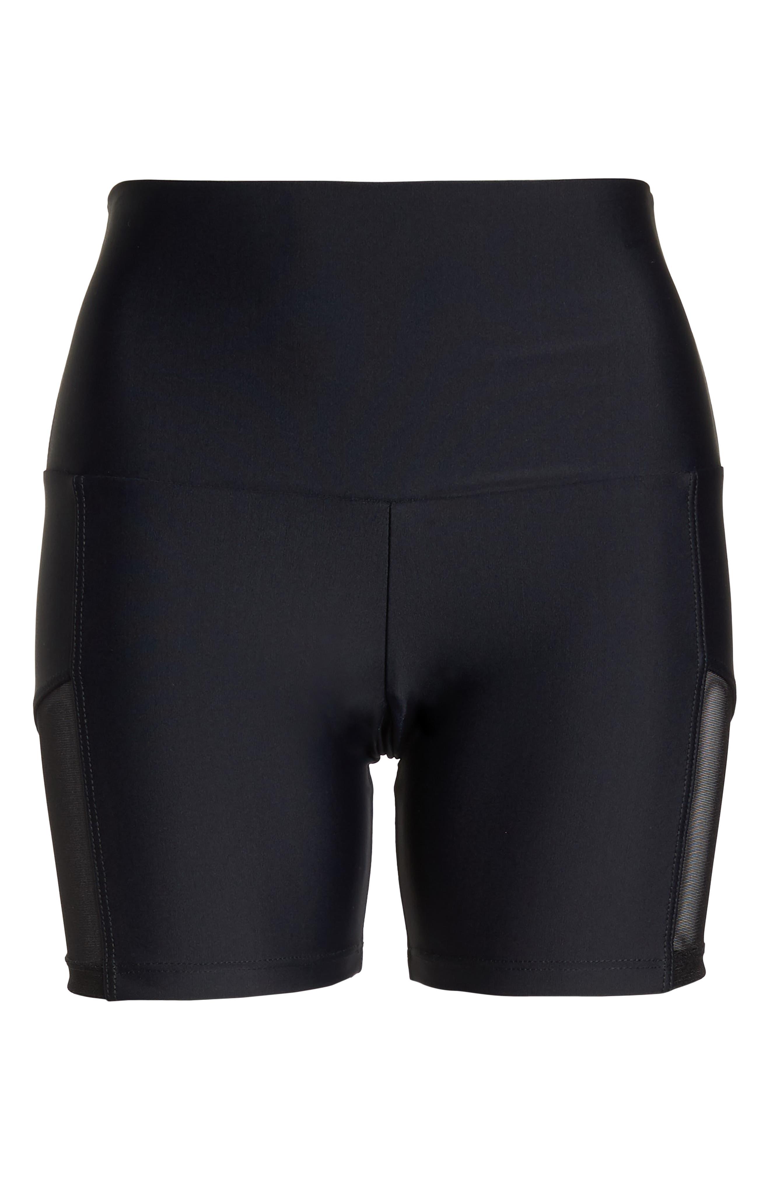 Stunner Shorts,                             Alternate thumbnail 7, color,                             Black