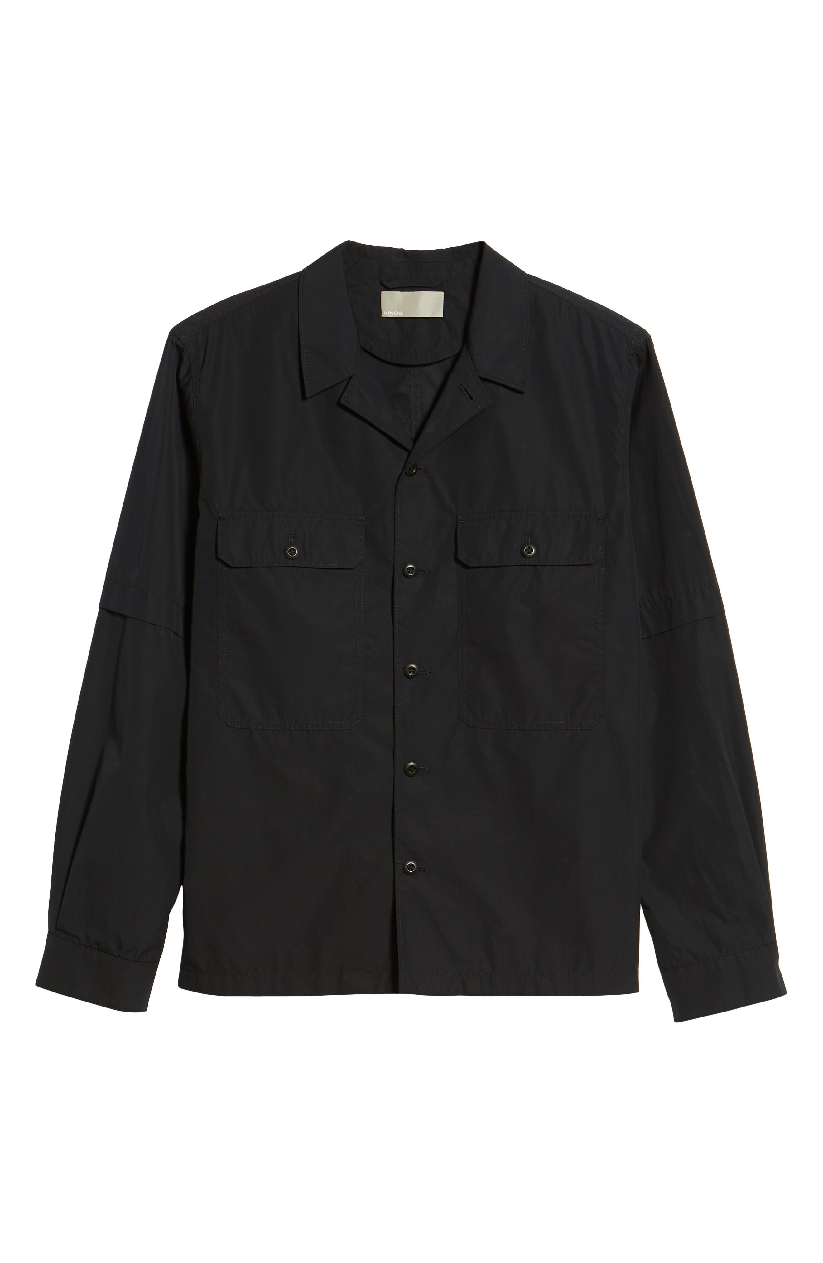 Regular Fit Shirt Jacket,                             Alternate thumbnail 6, color,                             New Coastal