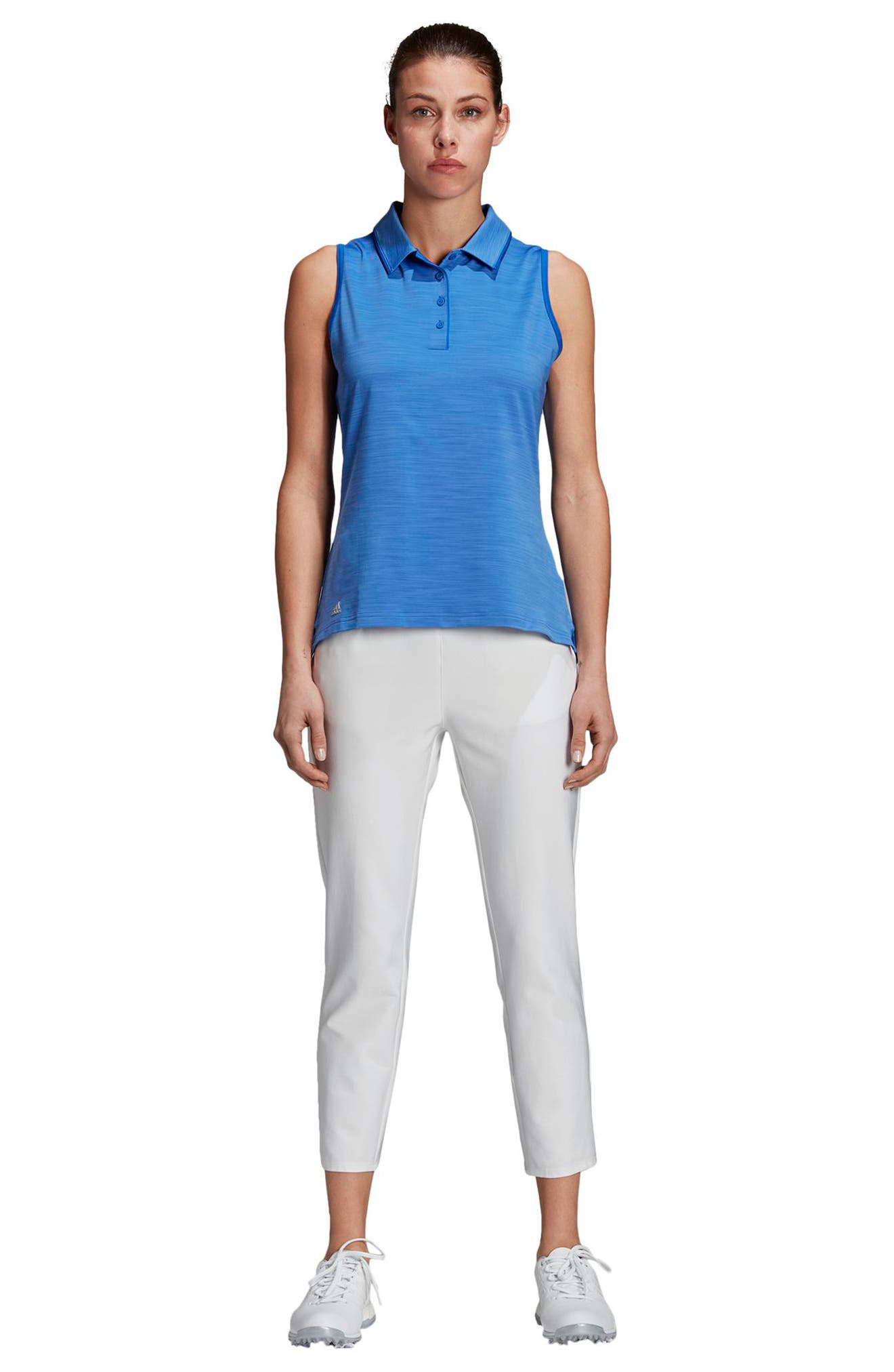 Ultimate365 Sleeveless Golf Polo,                             Alternate thumbnail 9, color,