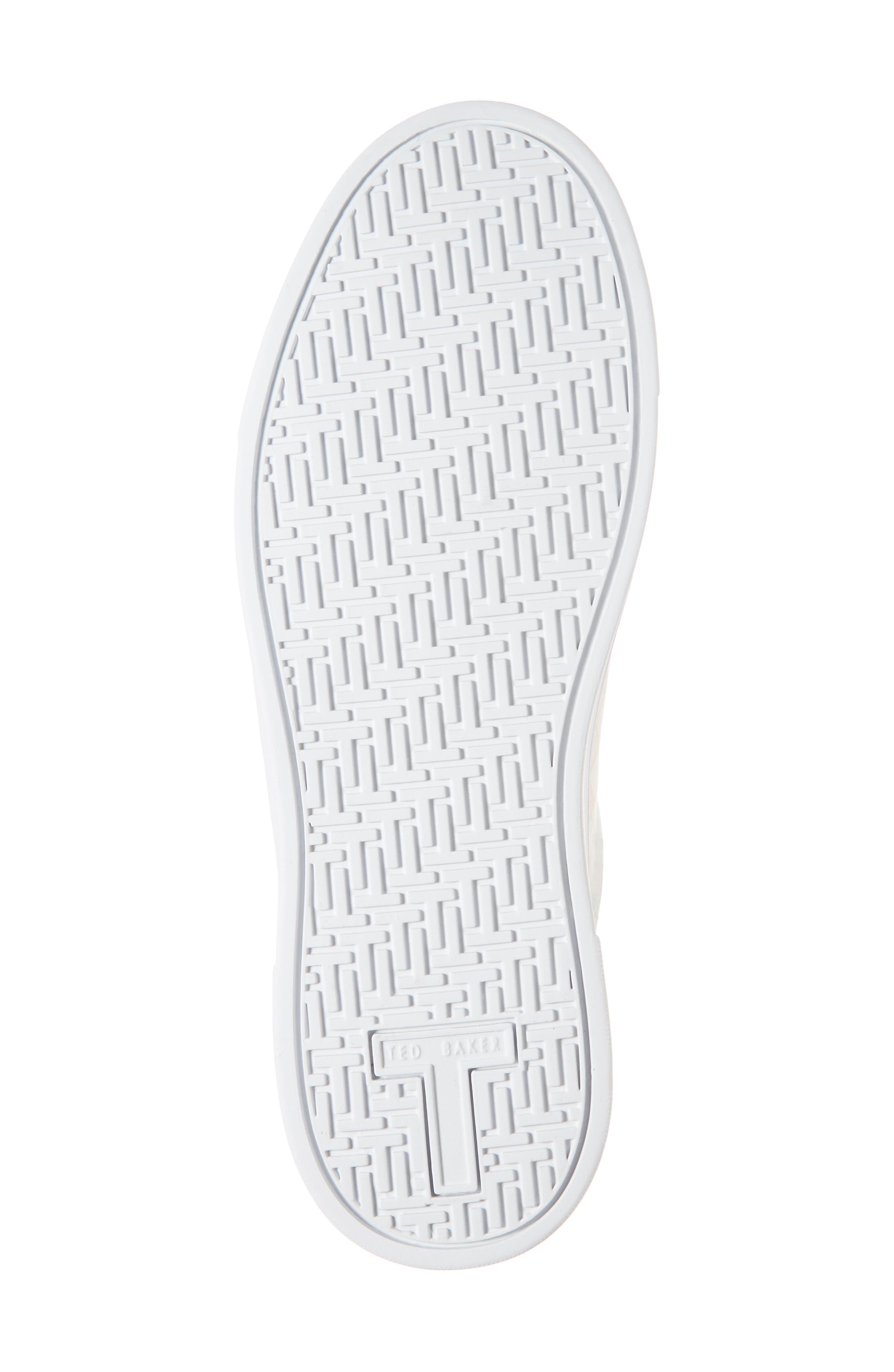 Ahfira Sneaker,                             Alternate thumbnail 6, color,                             Sea Of Clouds Print Fabric
