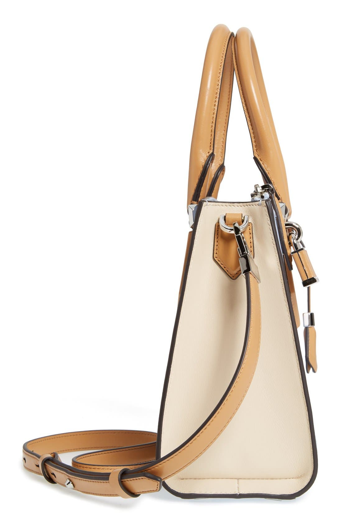 Alternate Image 5  - Michael Kors 'Small Casey' Leather Satchel