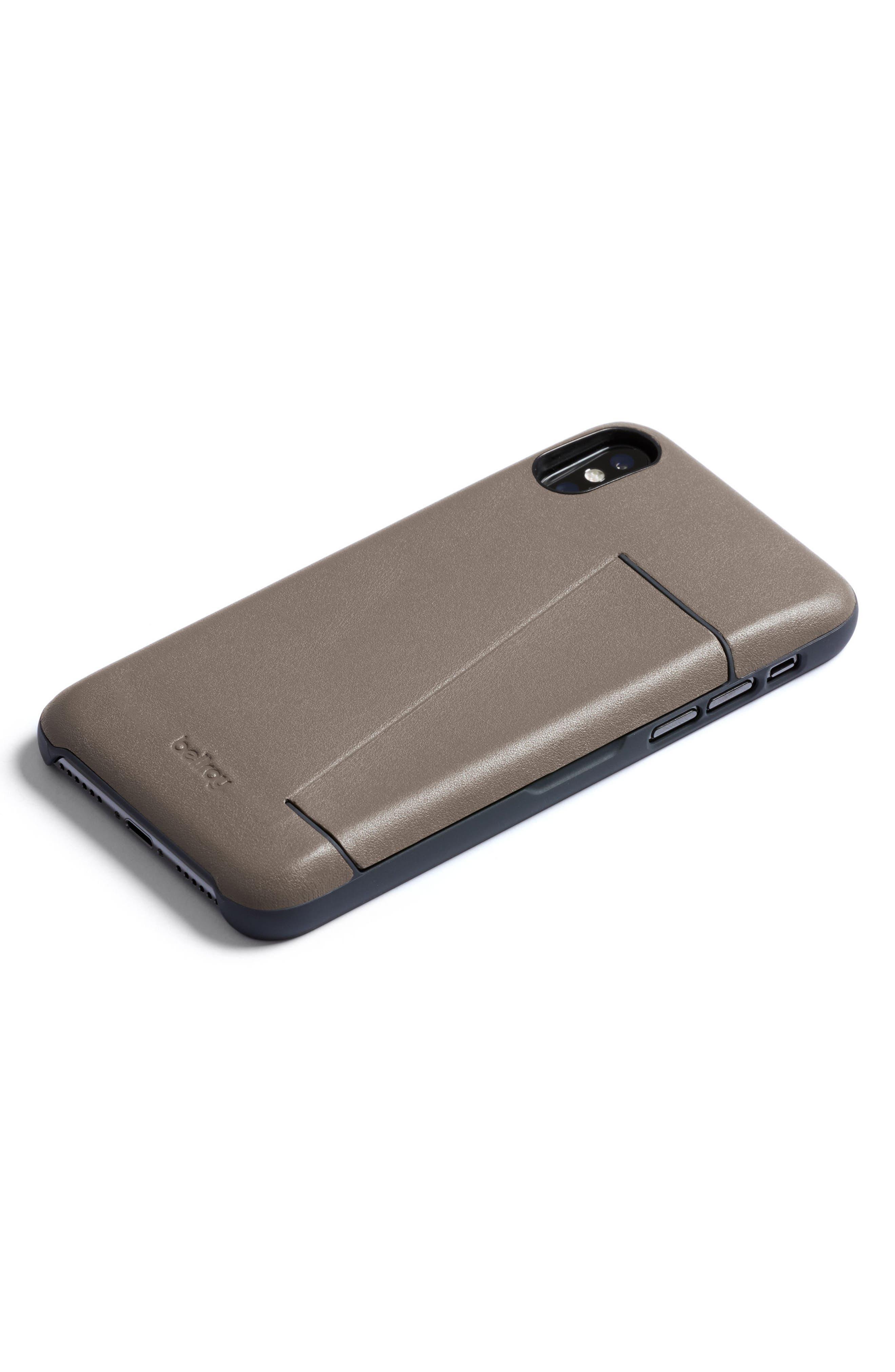Bellroy Three Card iPhone X Case