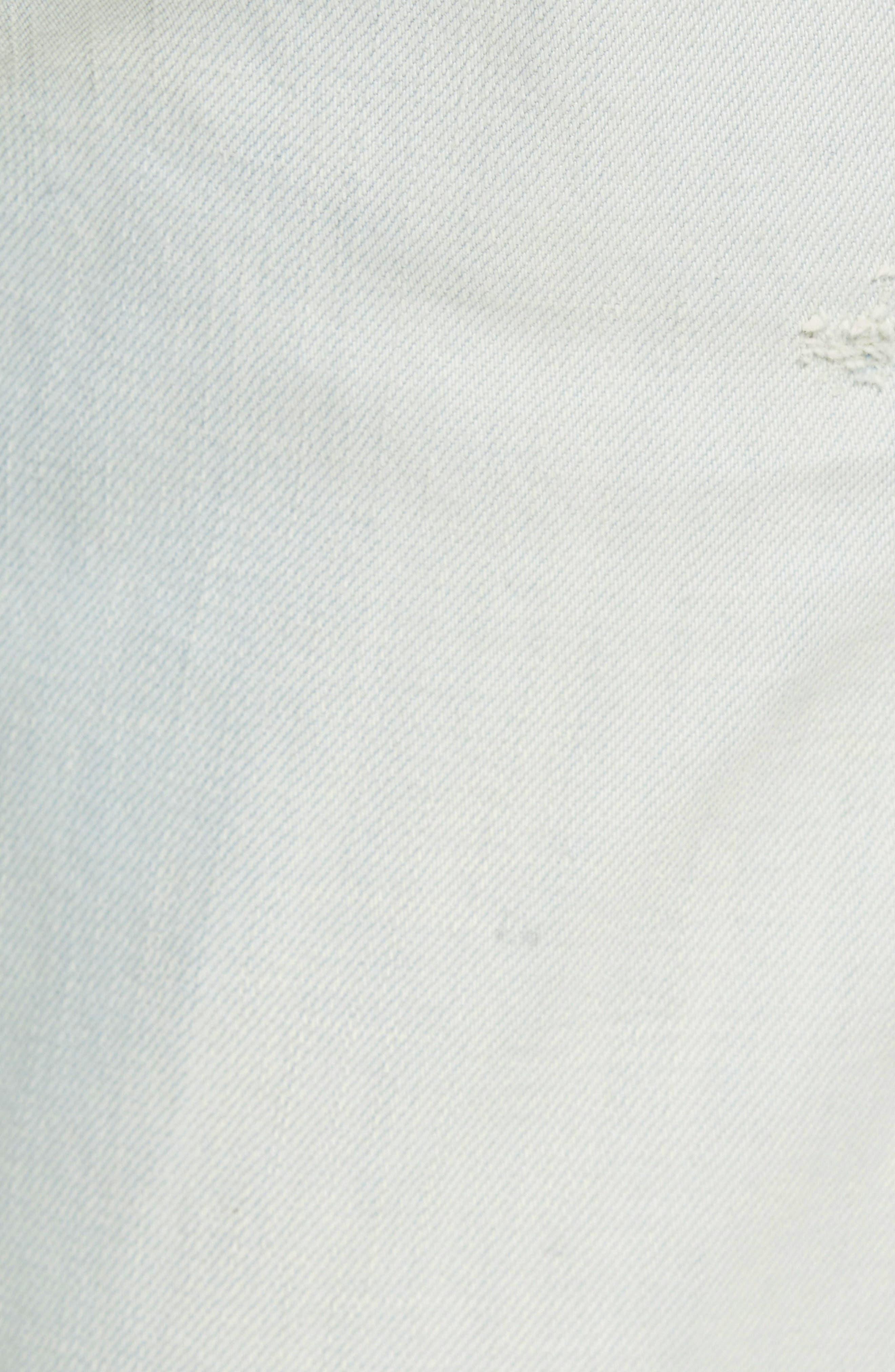 Windsor Slim Fit Jeans,                             Alternate thumbnail 5, color,                             Blue