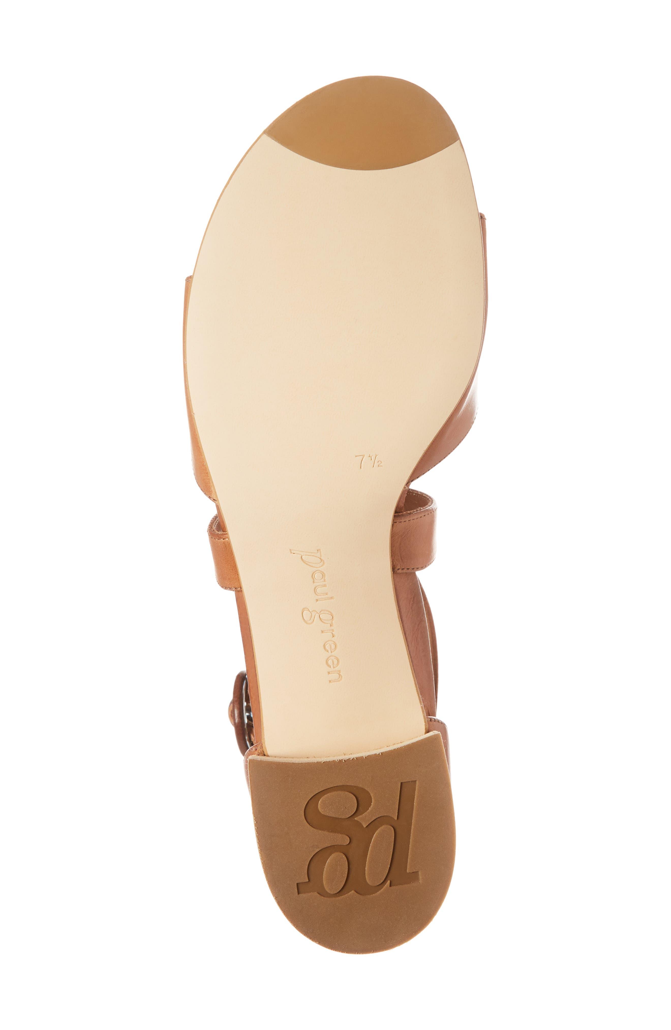 Alternate Image 6  - Paul Green Sally Quarter Strap Sandal (Women)