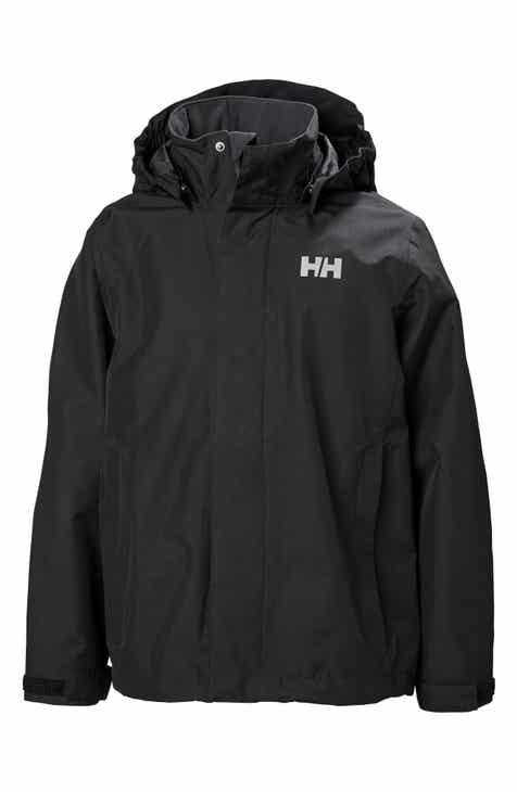 5f21a0d0c3aa Helly Hansen Seven Hooded Jacket (Big Boys)