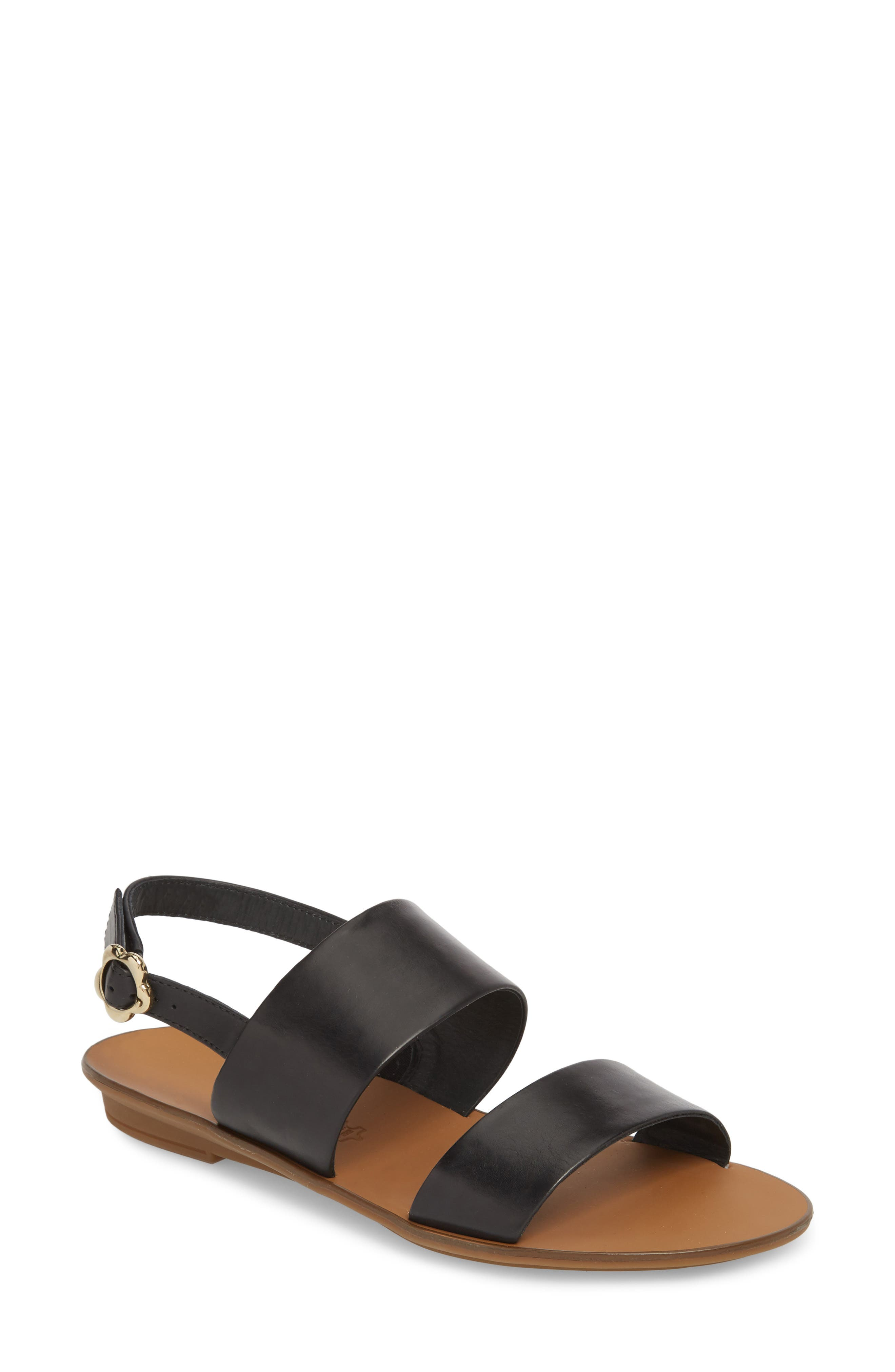 Alternate Image 1 Selected - Paul Green Sahara Slingback Flat (Women)