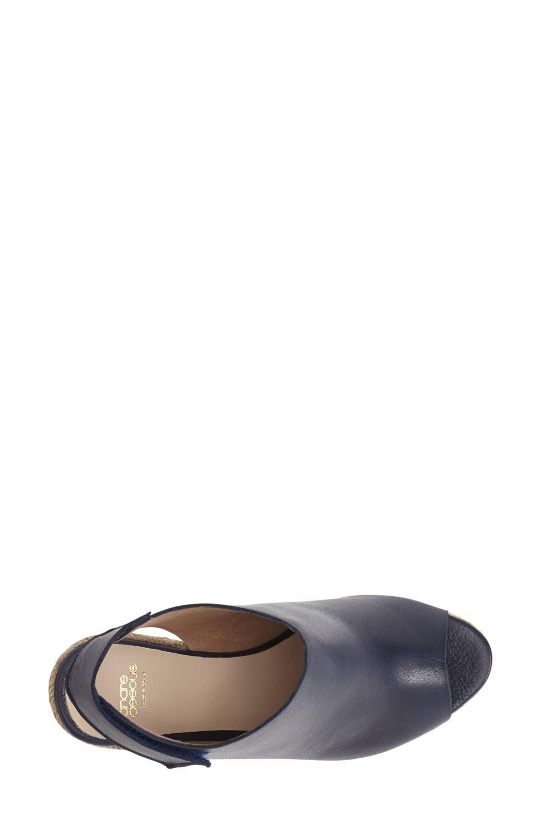 Alternate Image 3  - André Assous 'Beatrice' Wedge Sandal (Women)