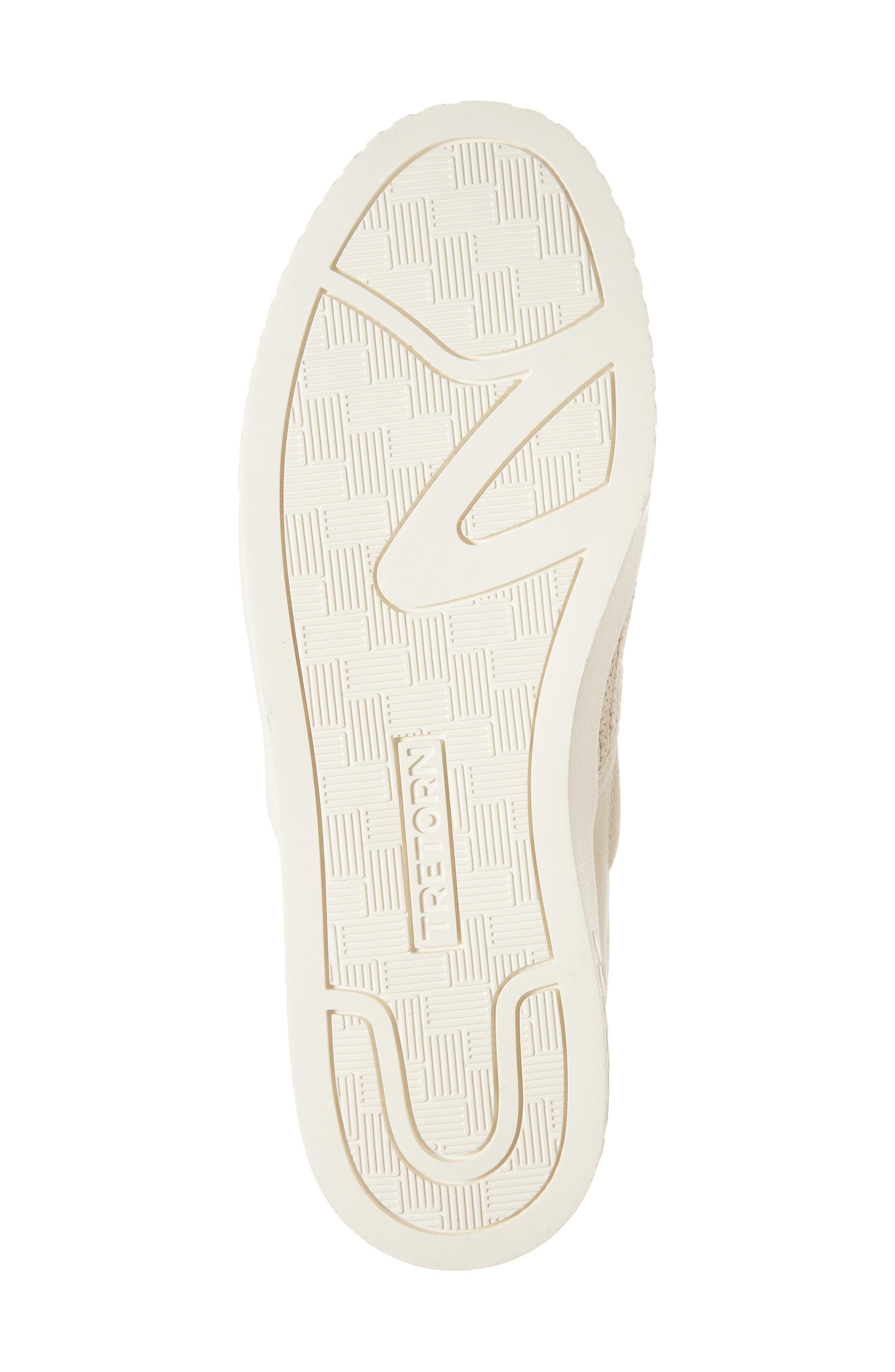 Cruz Mesh Slip-On Sneaker,                             Alternate thumbnail 5, color,                             Sand