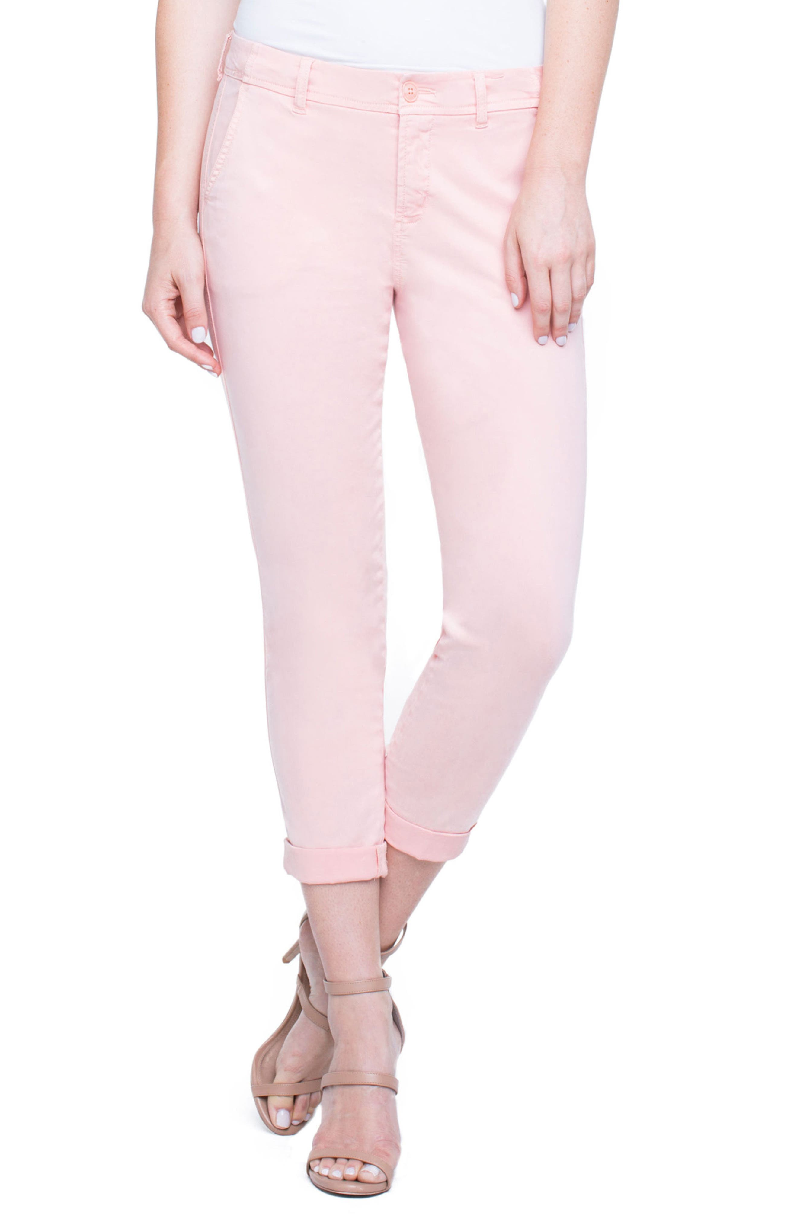 Buddy Pants,                             Main thumbnail 1, color,                             Bombay Pink