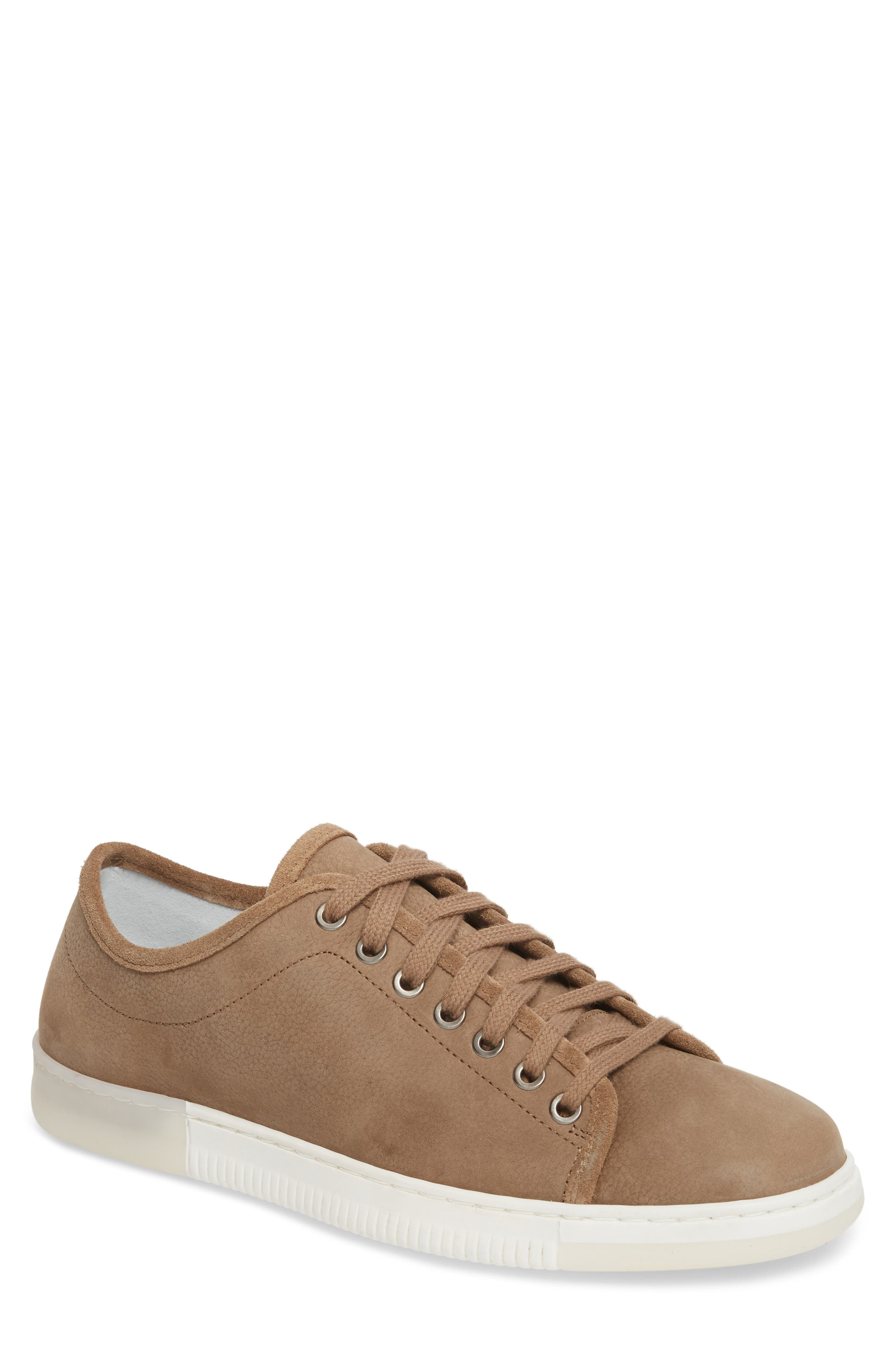 Vince Classic Leather Sneakers oY5GNQ2HTl