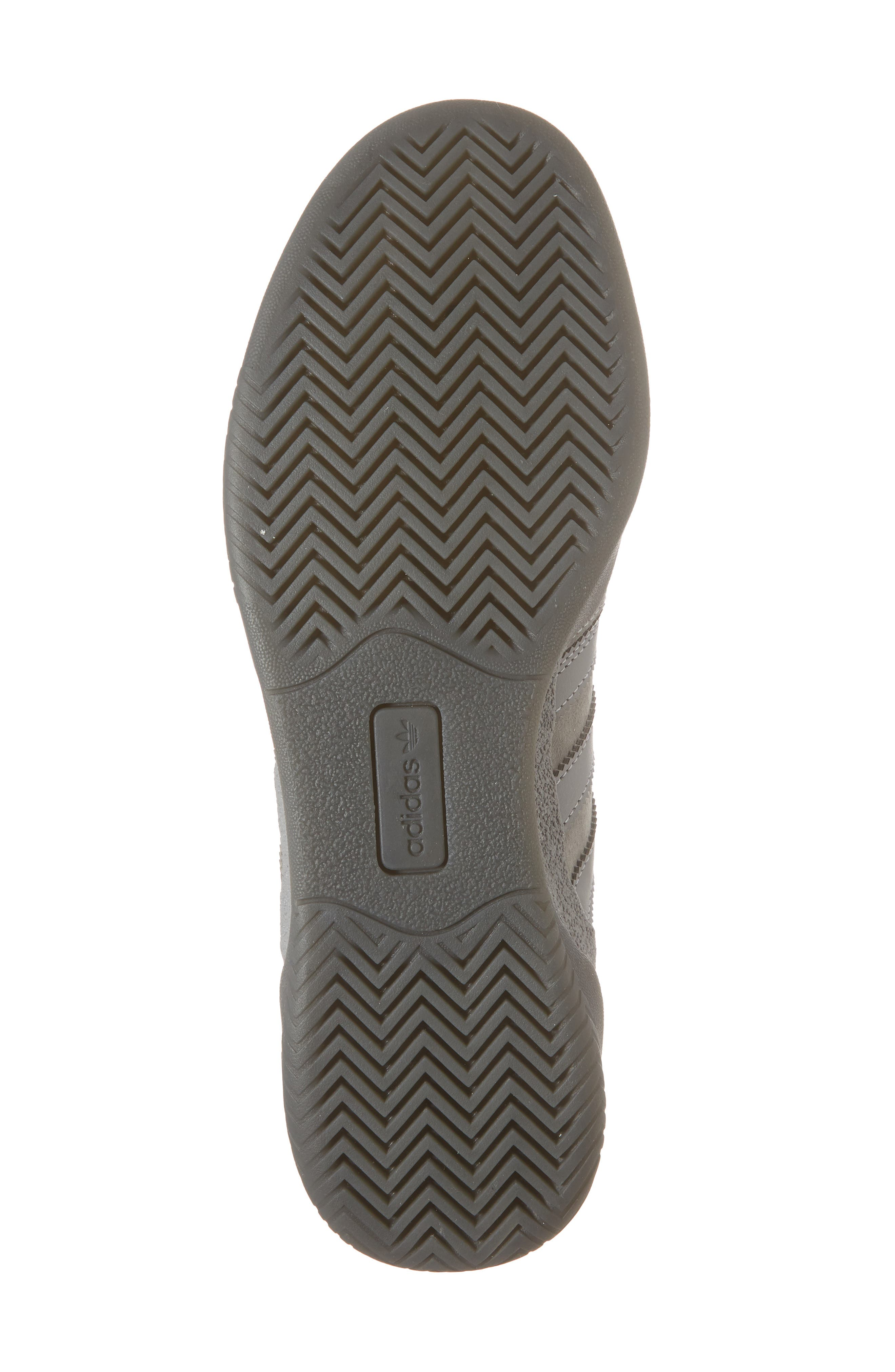 City Cup Sneaker,                             Alternate thumbnail 6, color,                             Grey/ Gold