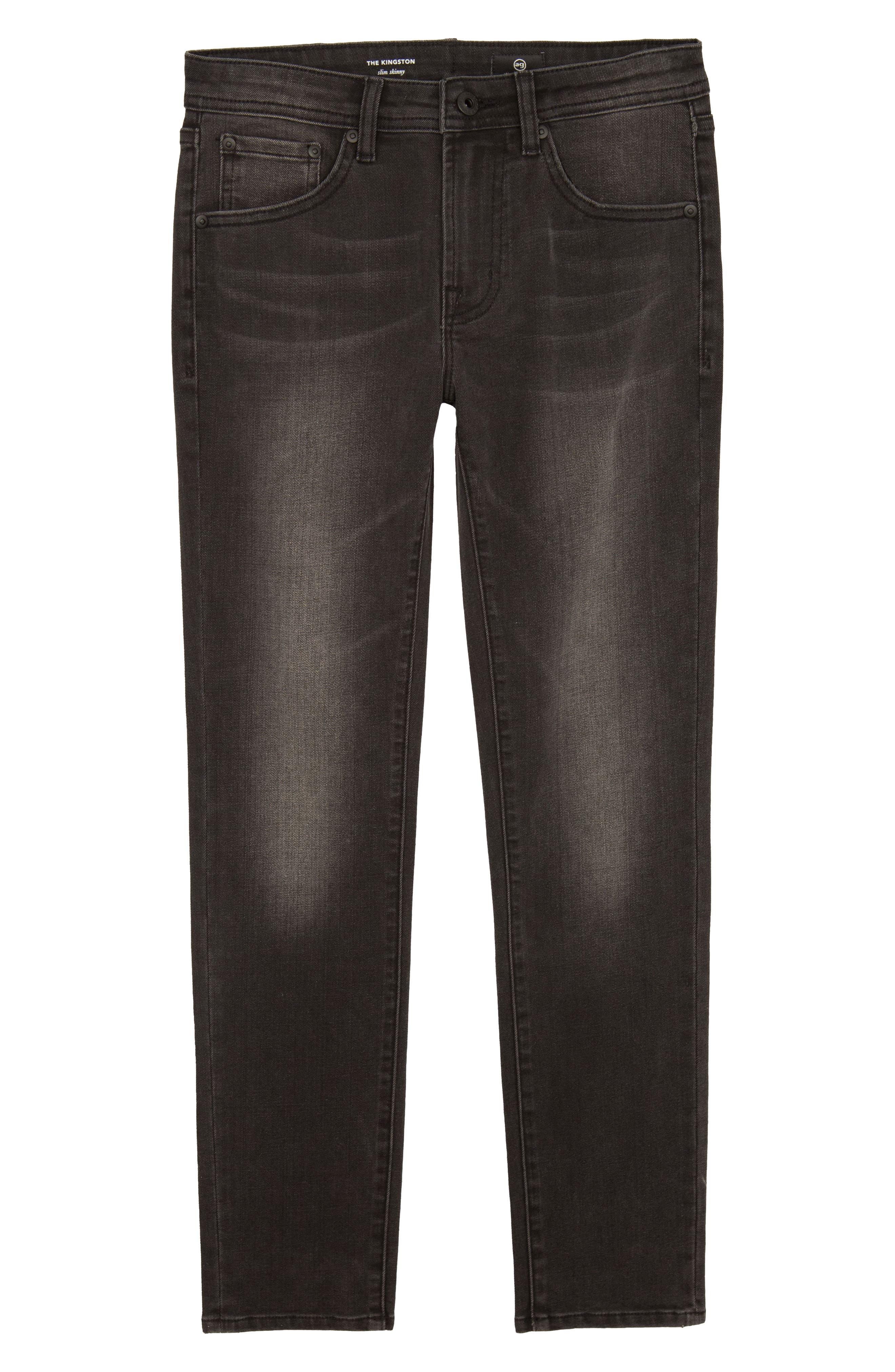 ag adriano goldschmied kids The Kingston Slim Jeans (Toddler Boys, Little Boys & Big Boys)