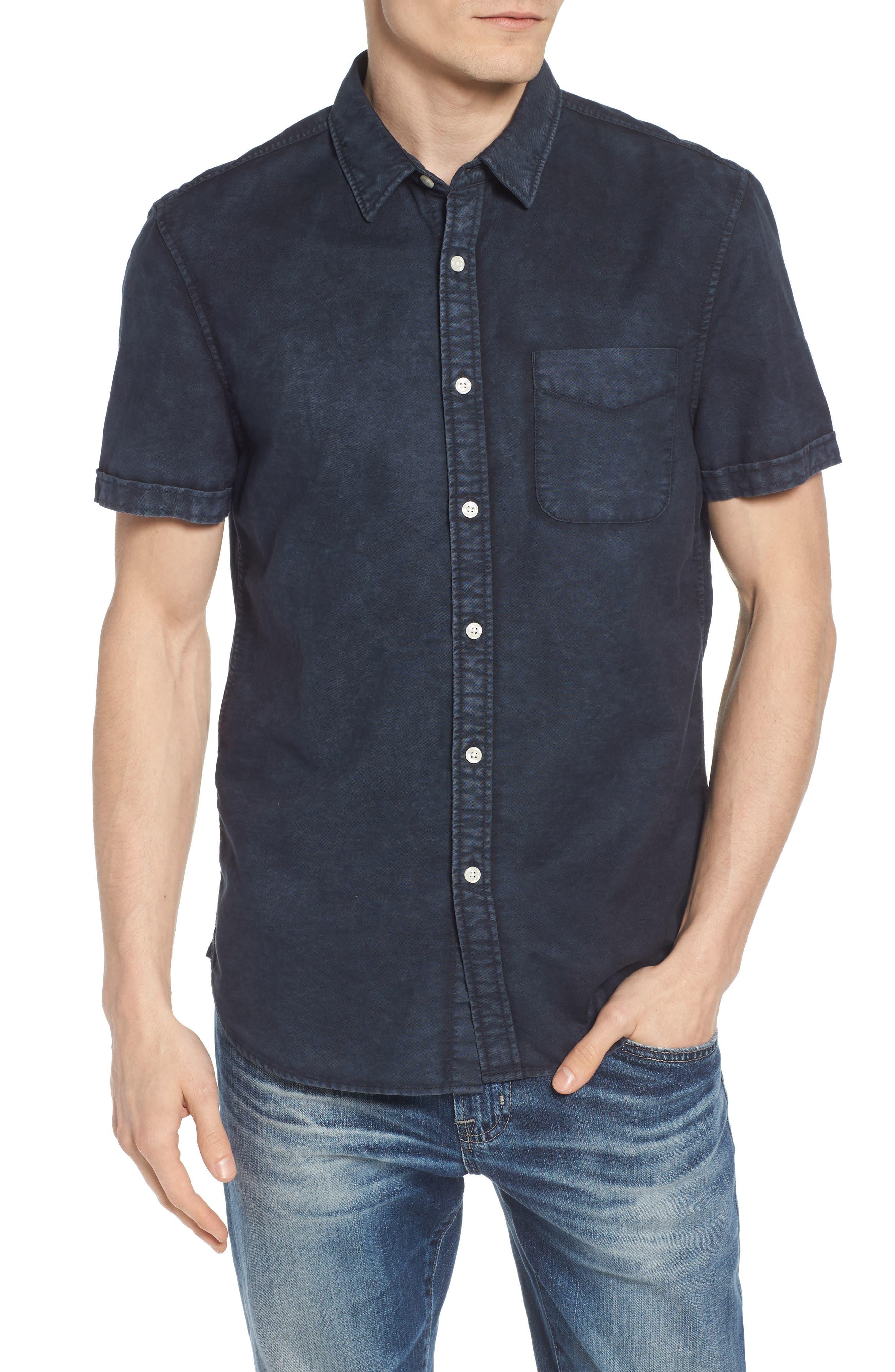 AG Pearson Slim Fit Sport Shirt